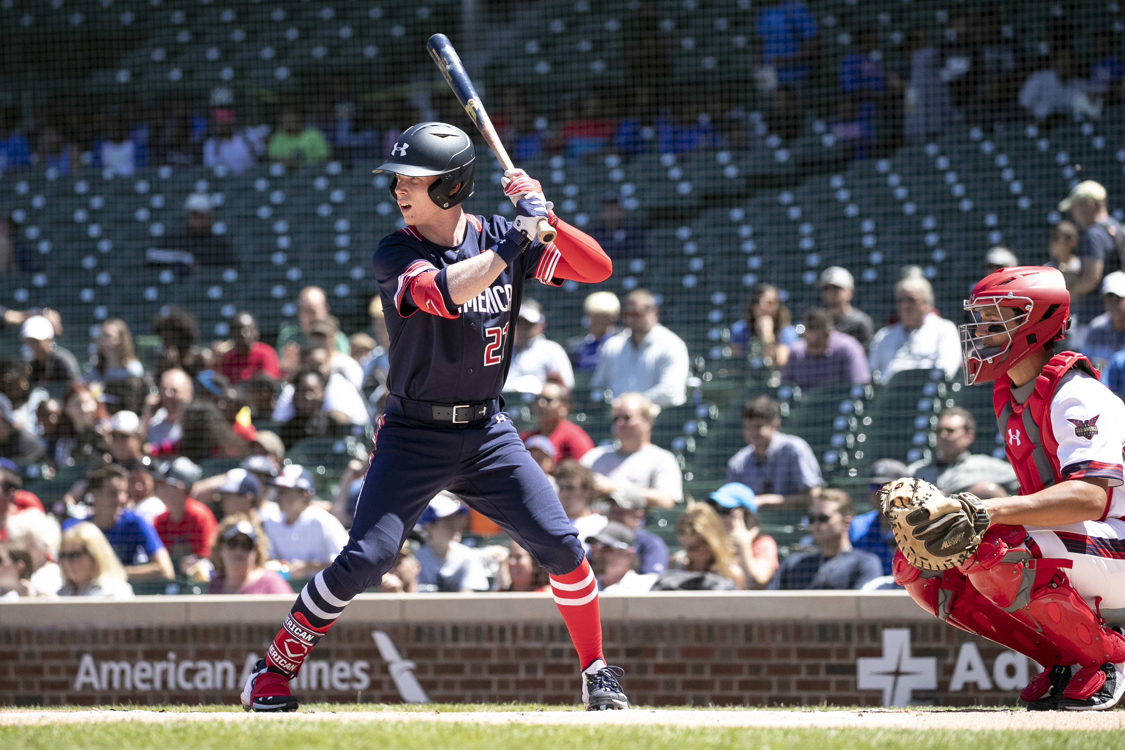 Major League Baseball Archive: Under Armour All-American Game