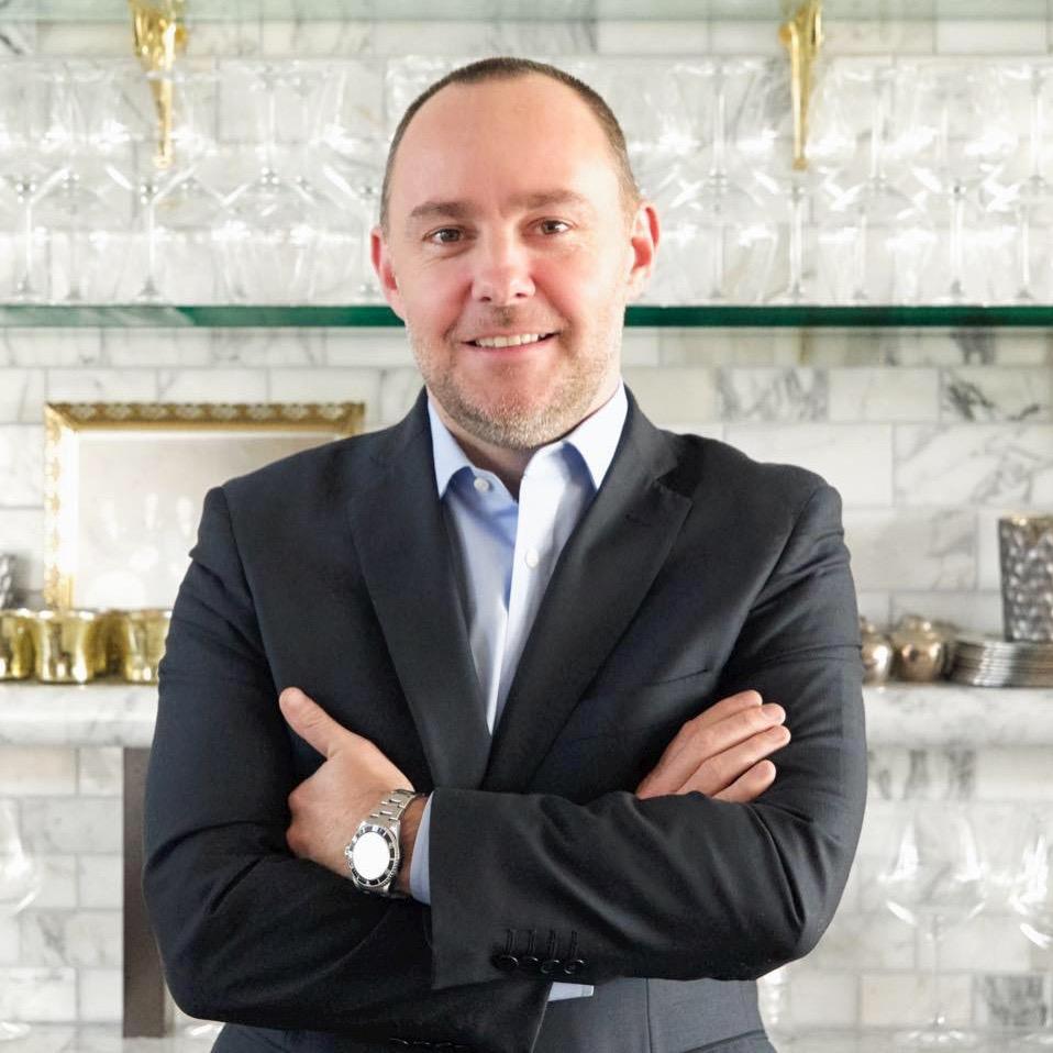 Stephane Bombet, LA restaurateur