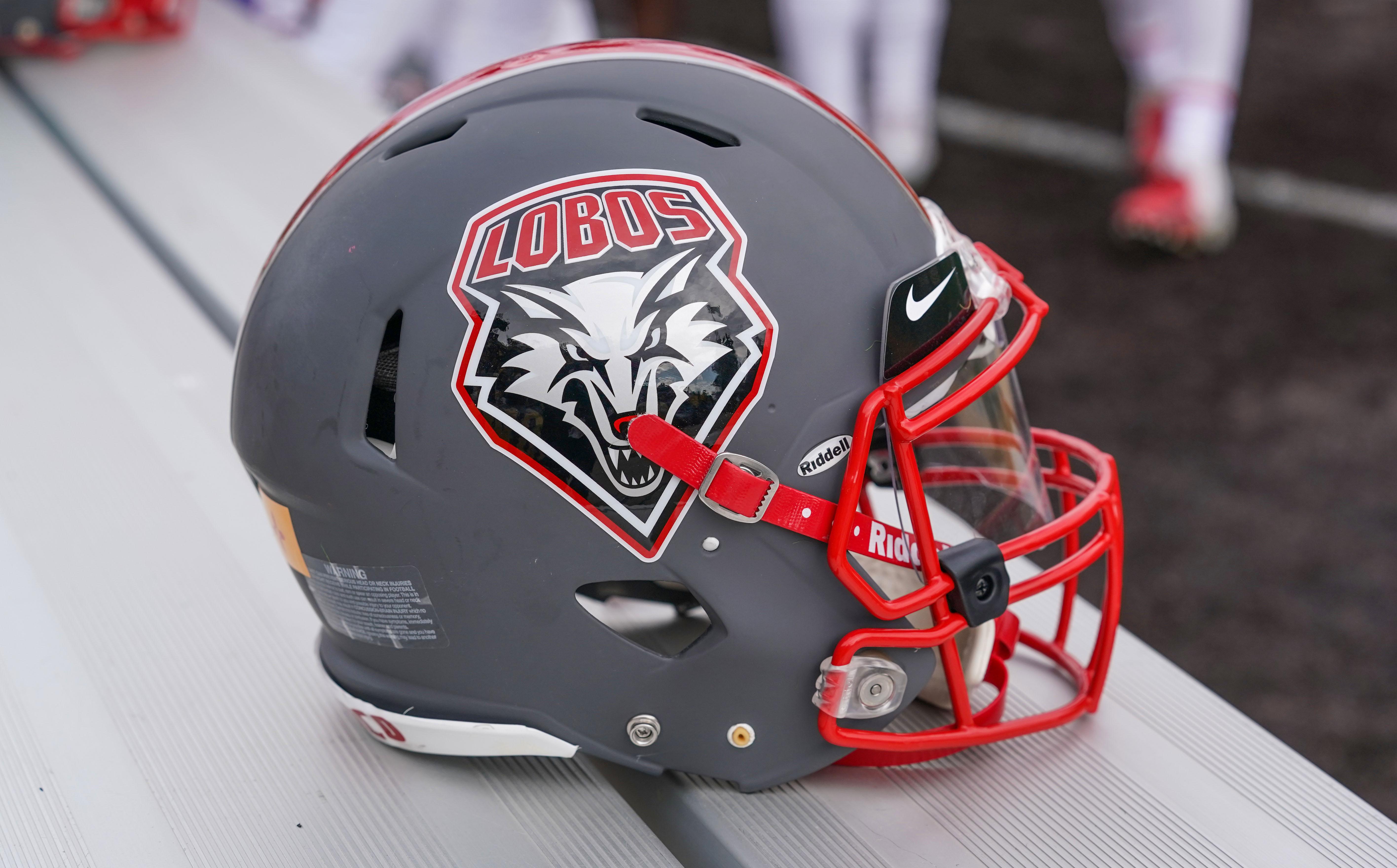 NCAA Football: New Mexico at Wyoming