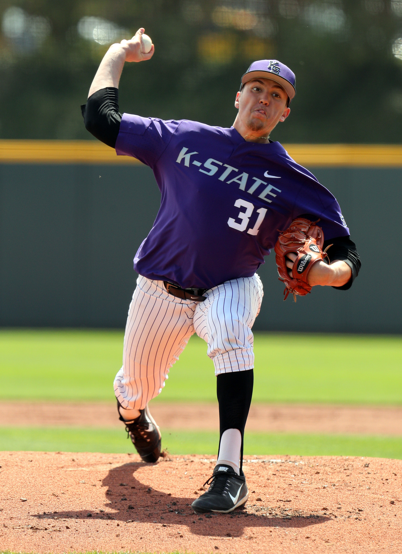 Kansas St. vs TCU baseball
