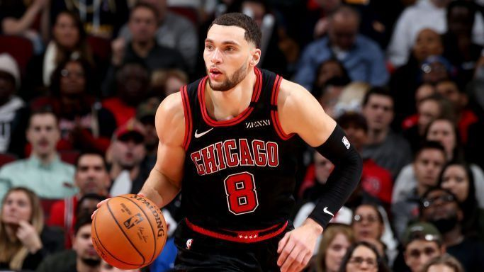 """""""I'm just ready to become a winning team and a winning player,'' the Bulls' Zach LaVine said. """"It's my sixth year and I still haven't got to the playoffs. If you want to put it in real terms, I haven't played a really meaningful basketball game."""""""