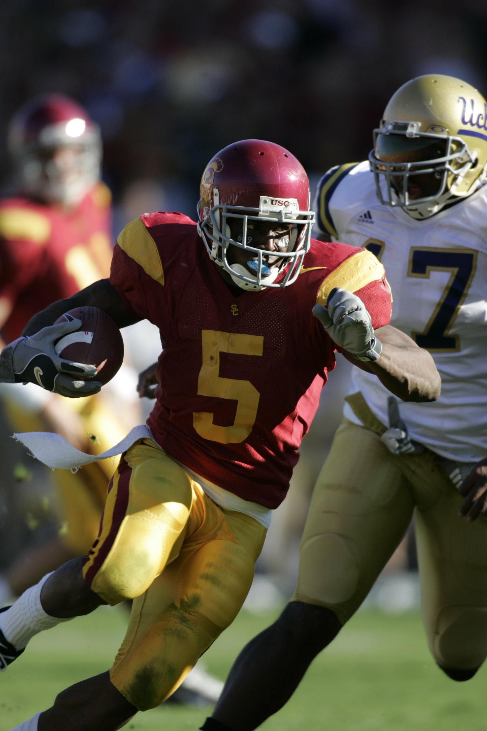 2005 NCAA Football: UCLA Bruins at USC Trojans