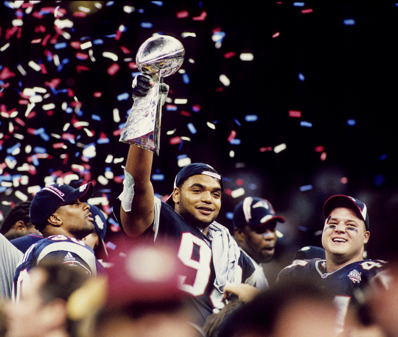 Super Bowl XXXVI - Post Game