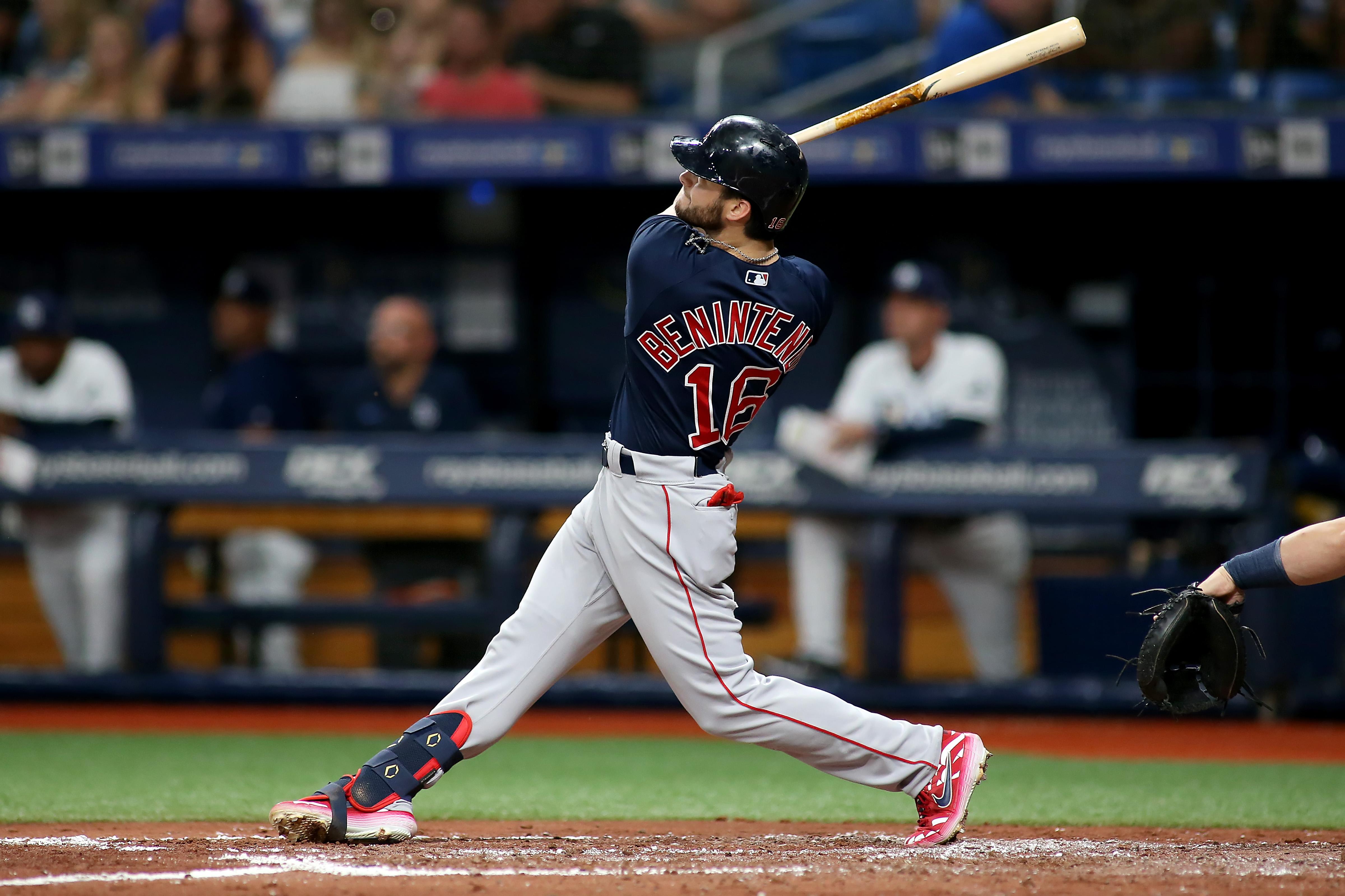 MLB: JUL 22 Red Sox at Rays