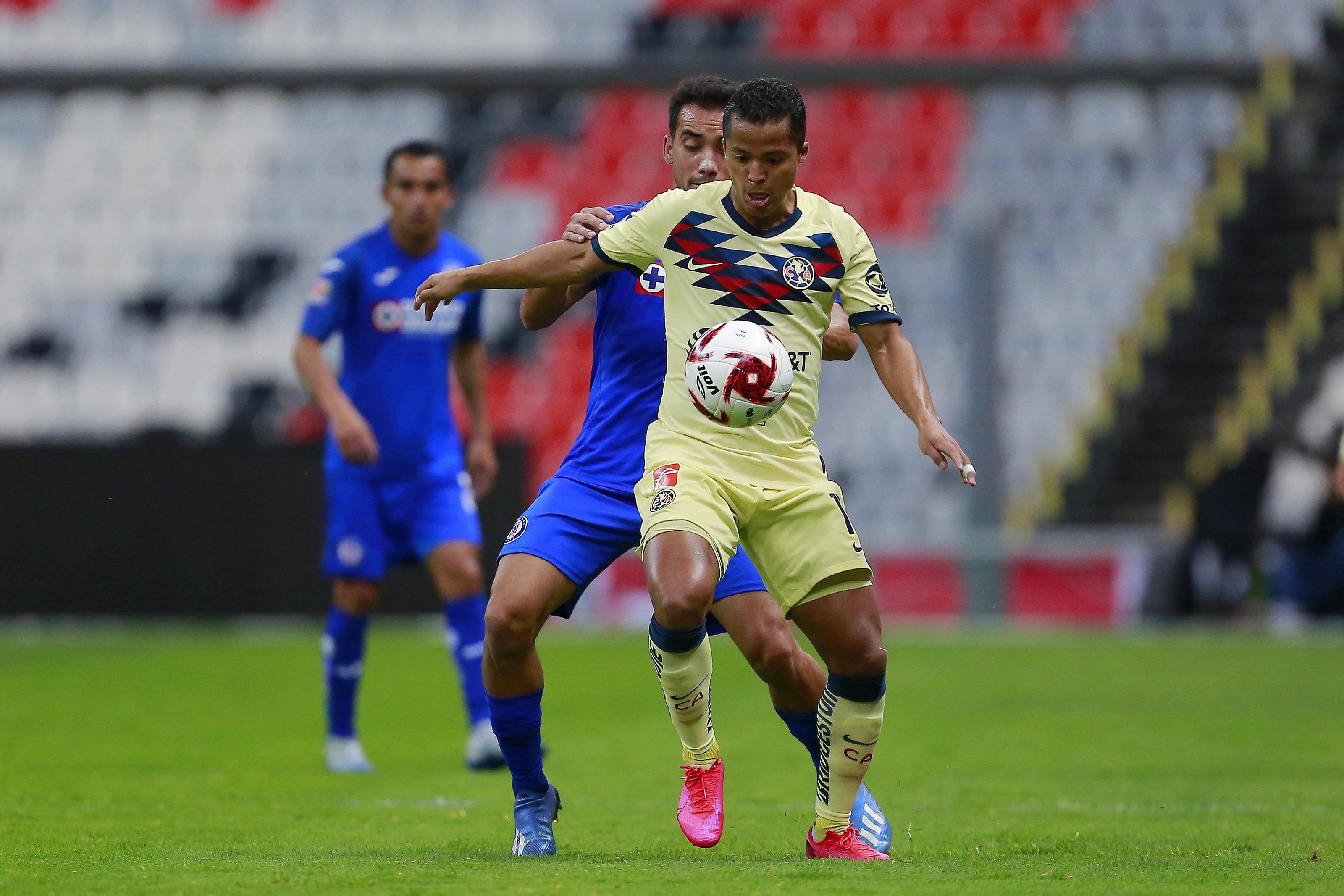 America v Cruz Azul - Torneo Clausura 2020 Liga MX