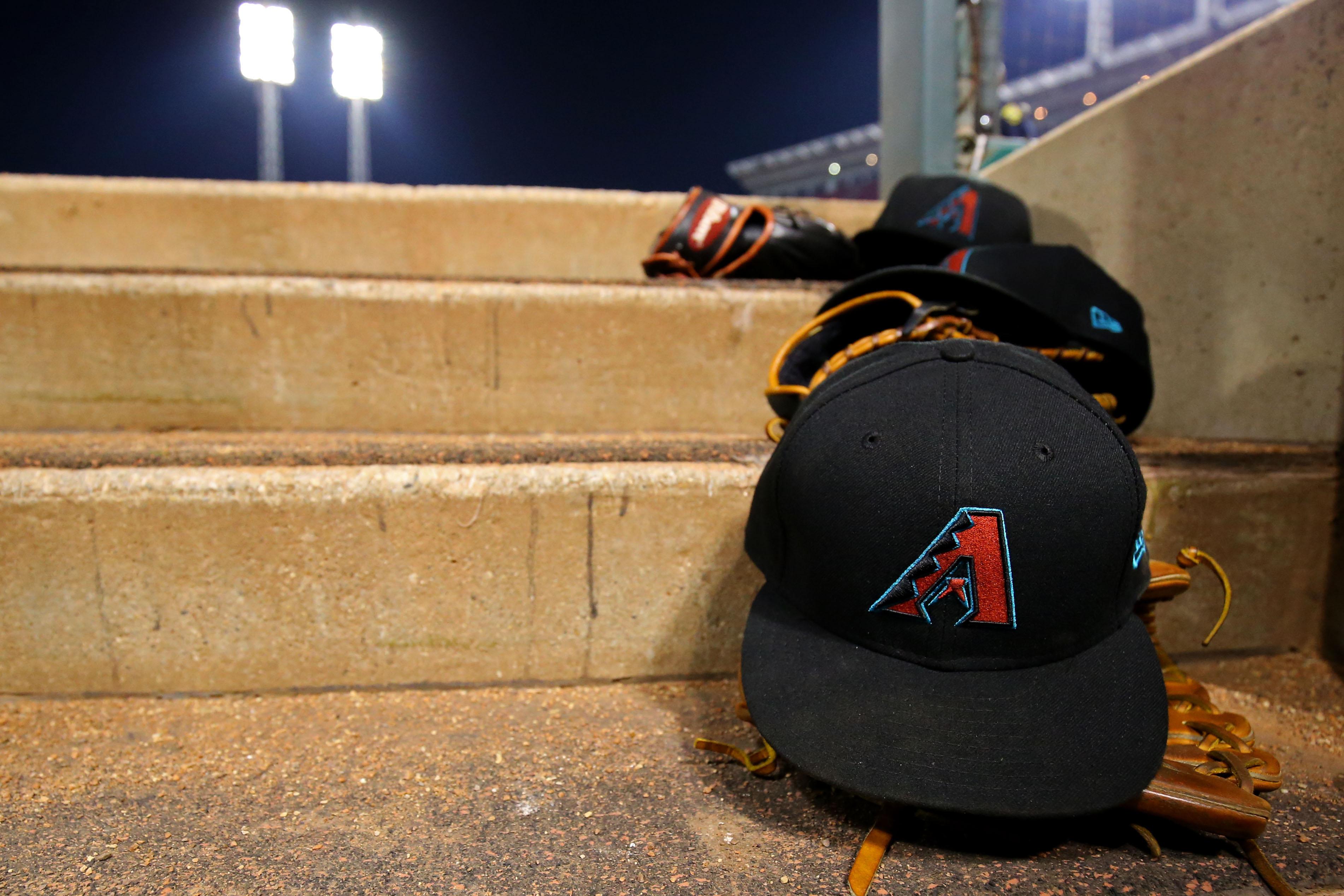 MLB: Arizona Diamondbacks at Cincinnati Reds