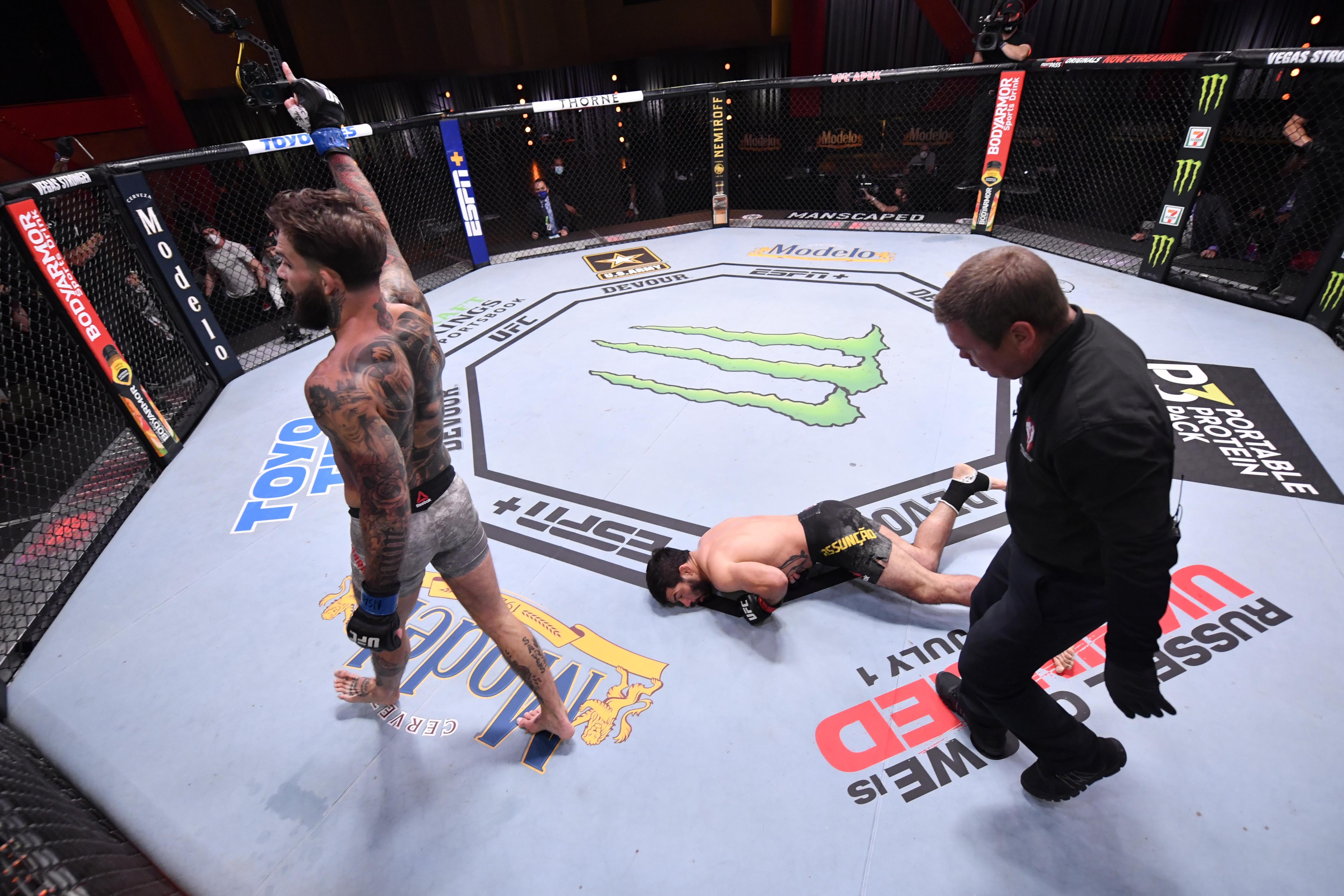 UFC 250: Assuncao v Garbrandt