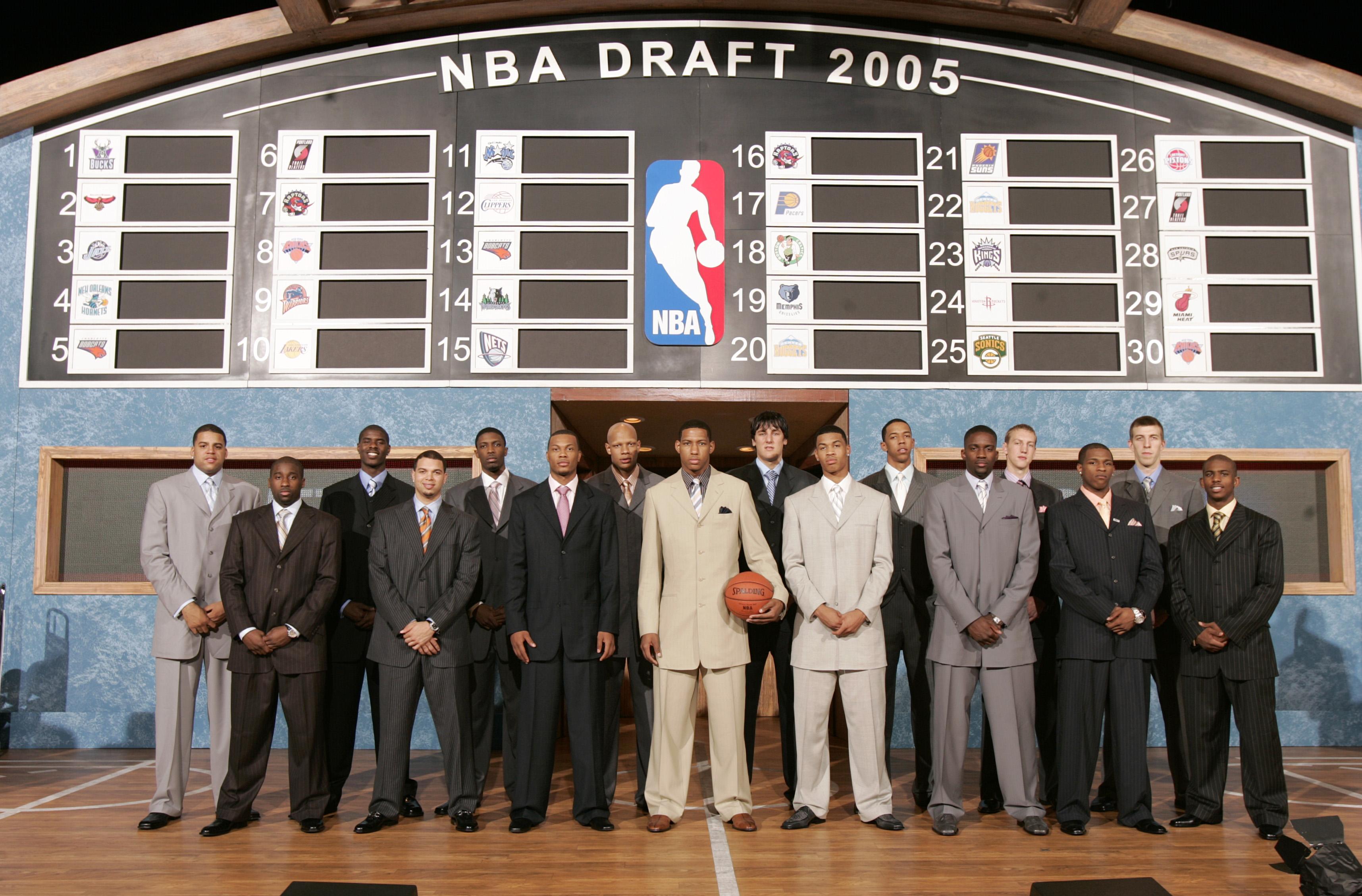 2005 NBA Draft