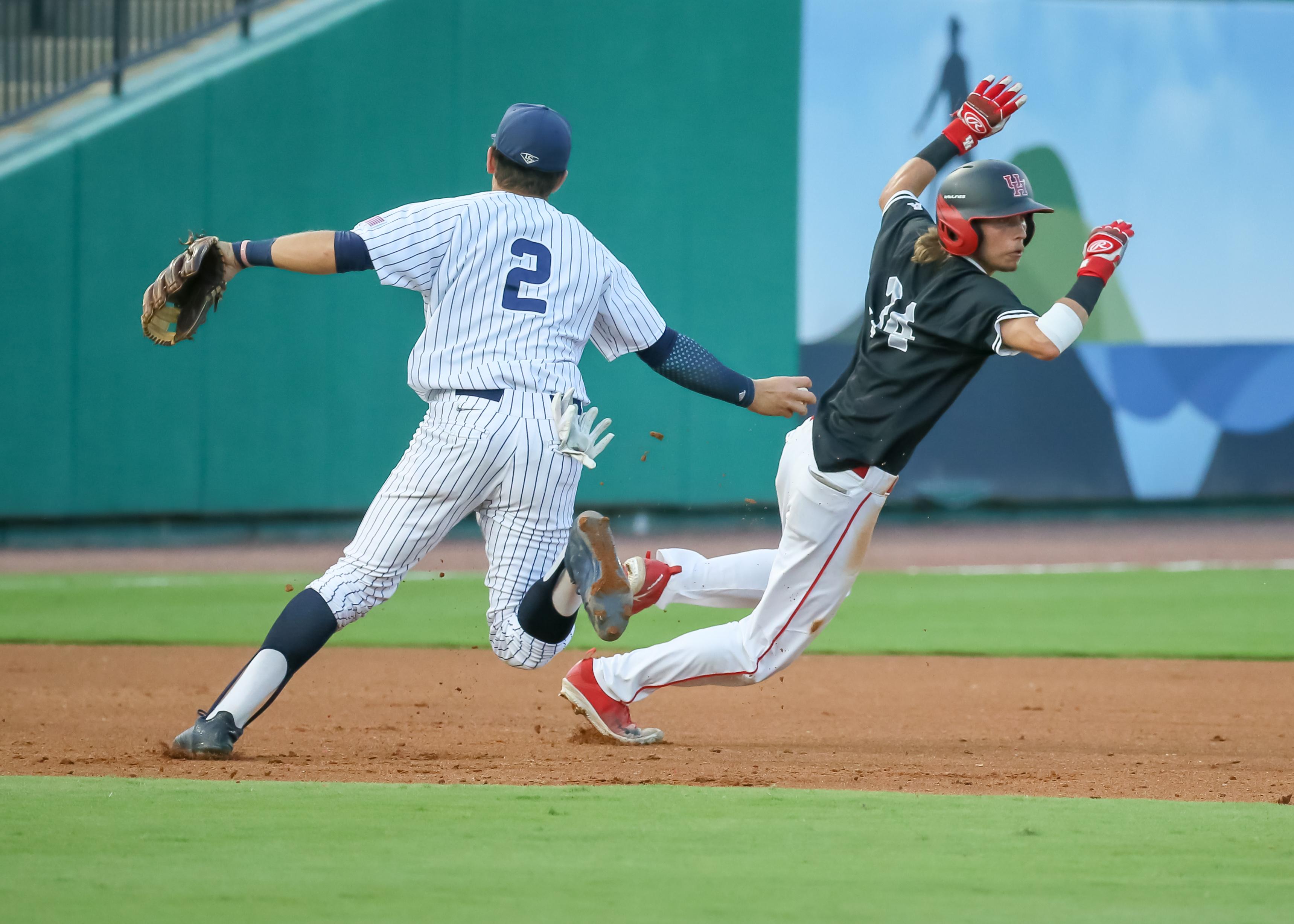COLLEGE BASEBALL: MAY 15 Rice at Houston