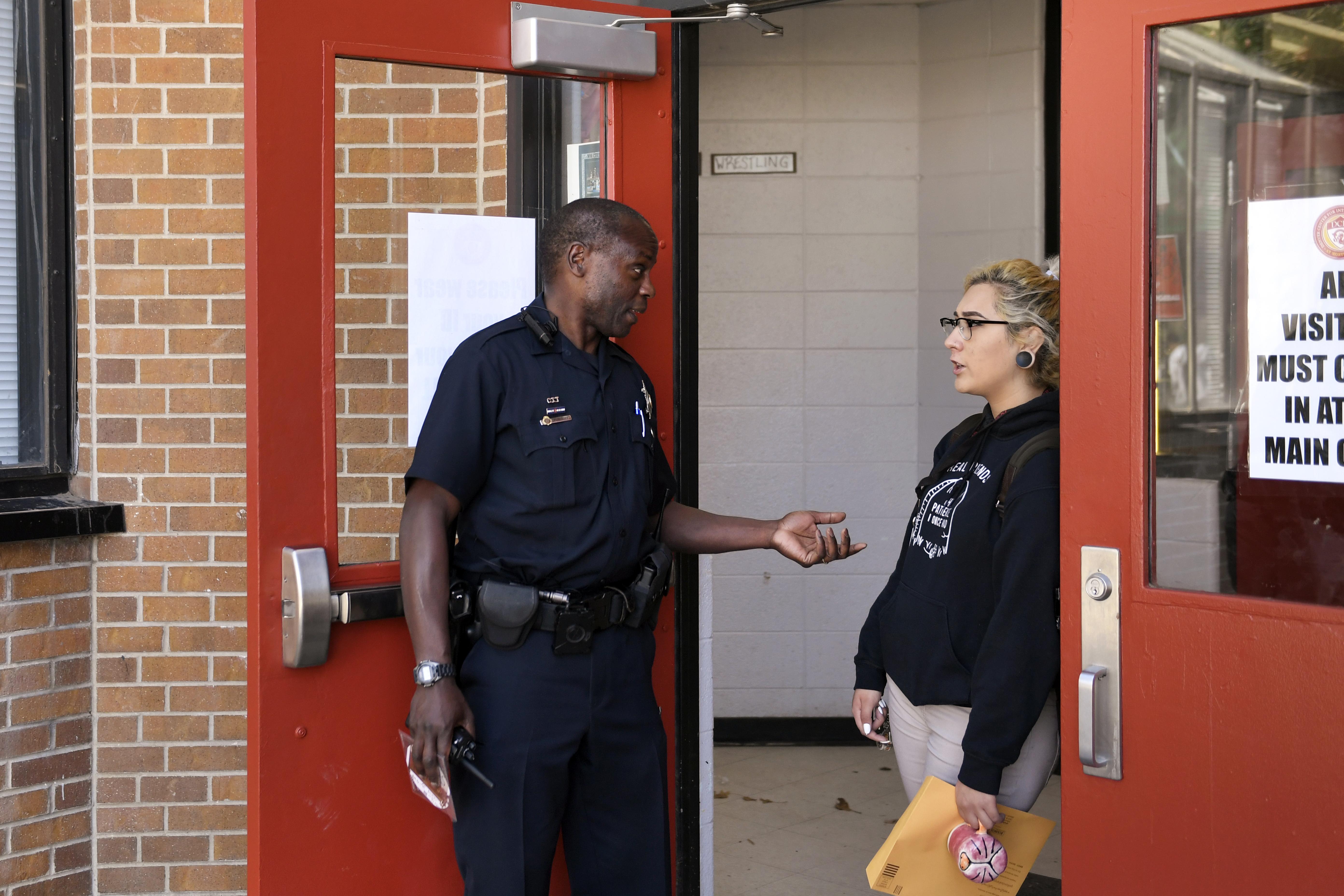 SCHOOL COPS