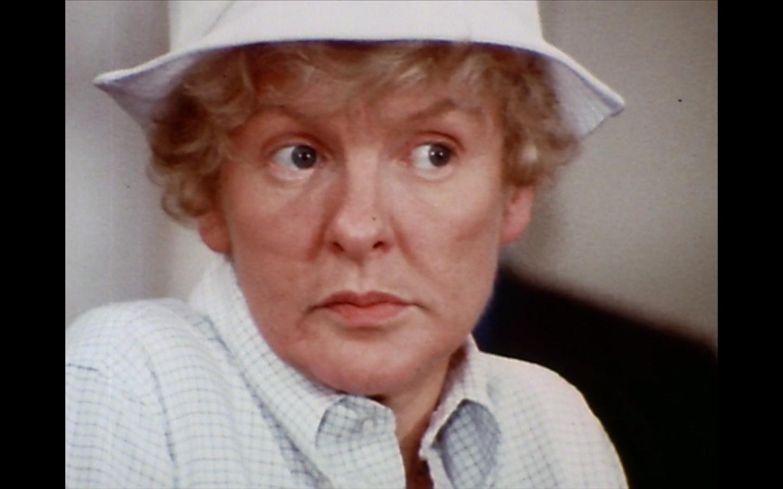 Elaine Stritch.