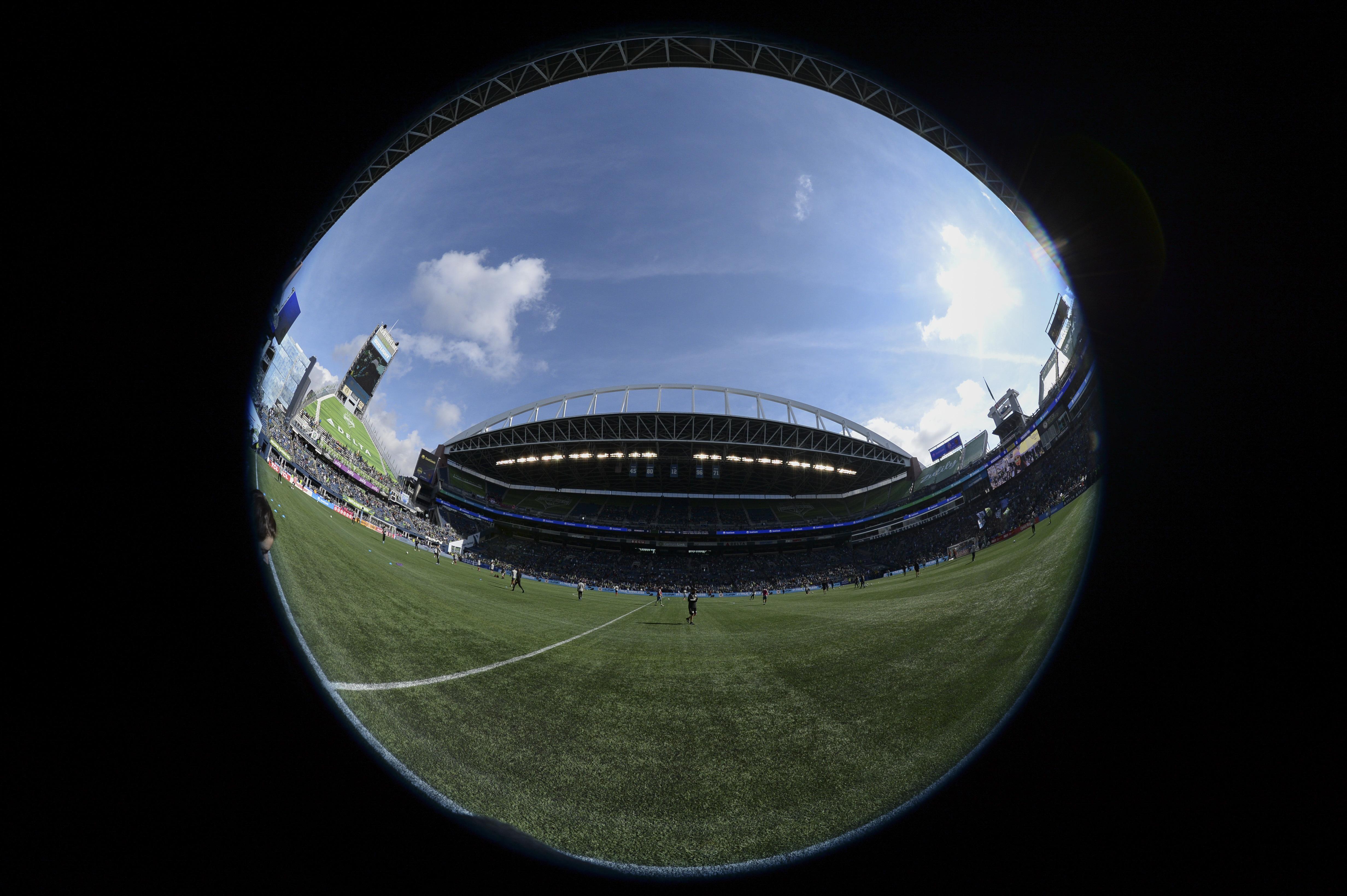 足球:Mar 01 MLS  - 西雅图探测器FC V芝加哥火