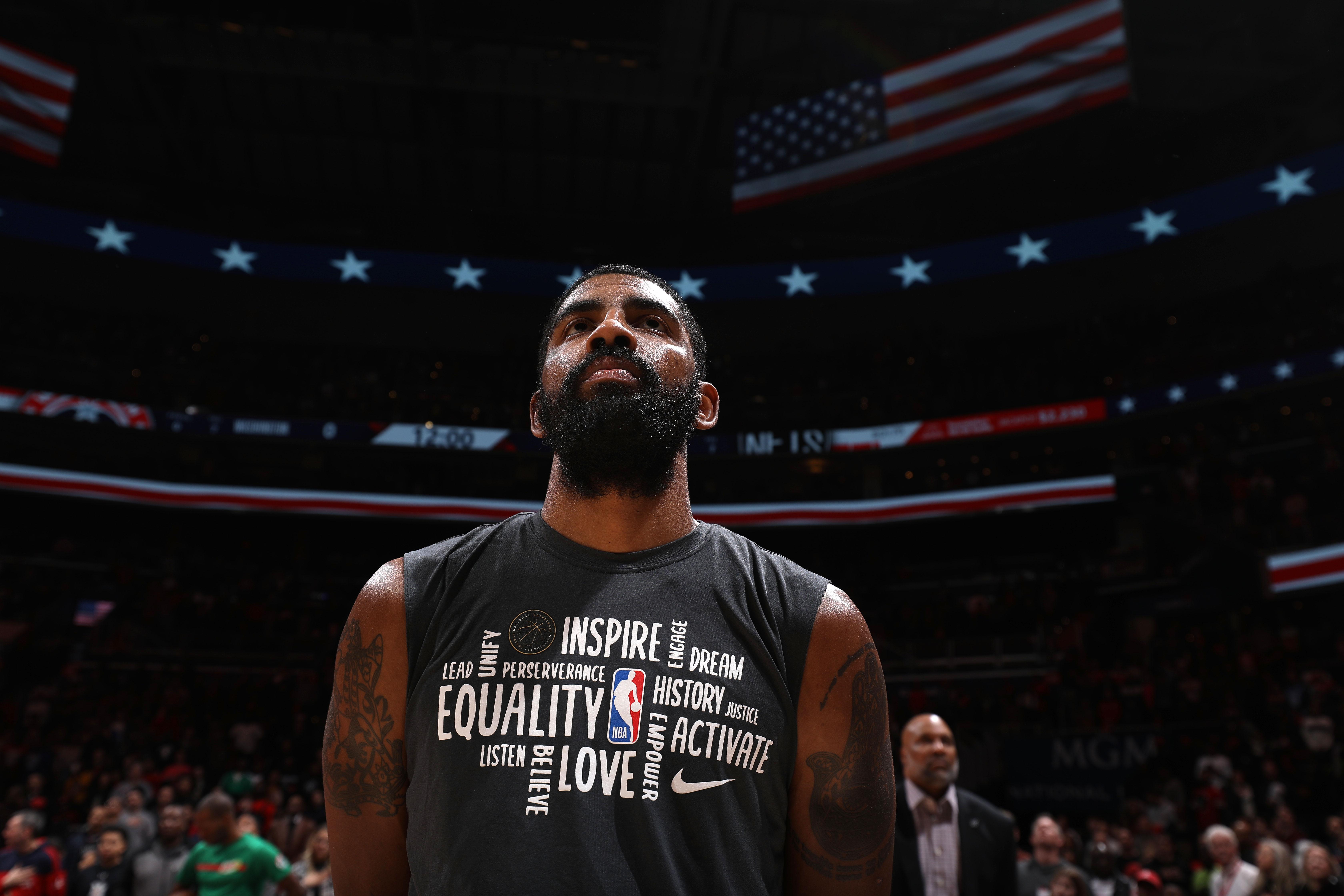 Brooklyn Nets v Washington Wizards