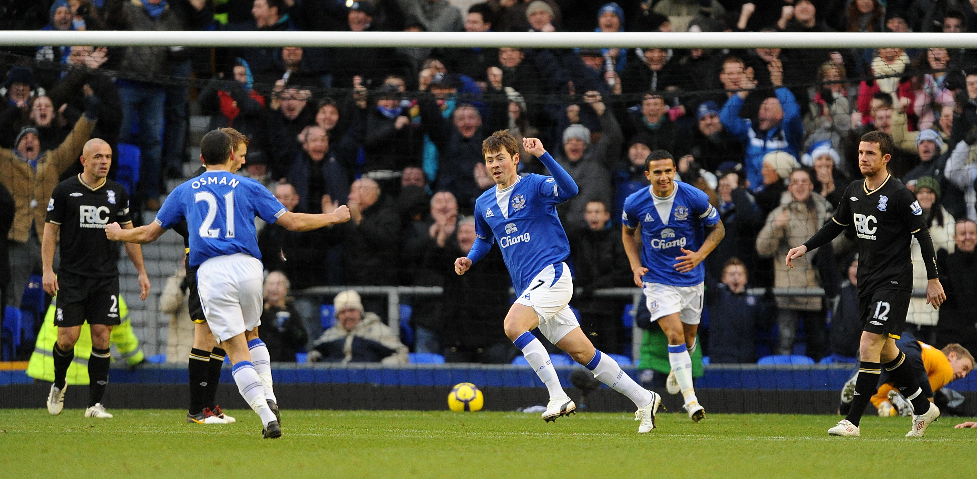 Soccer - Barclays Premier League - Everton v Birmingham City - Goodison Park