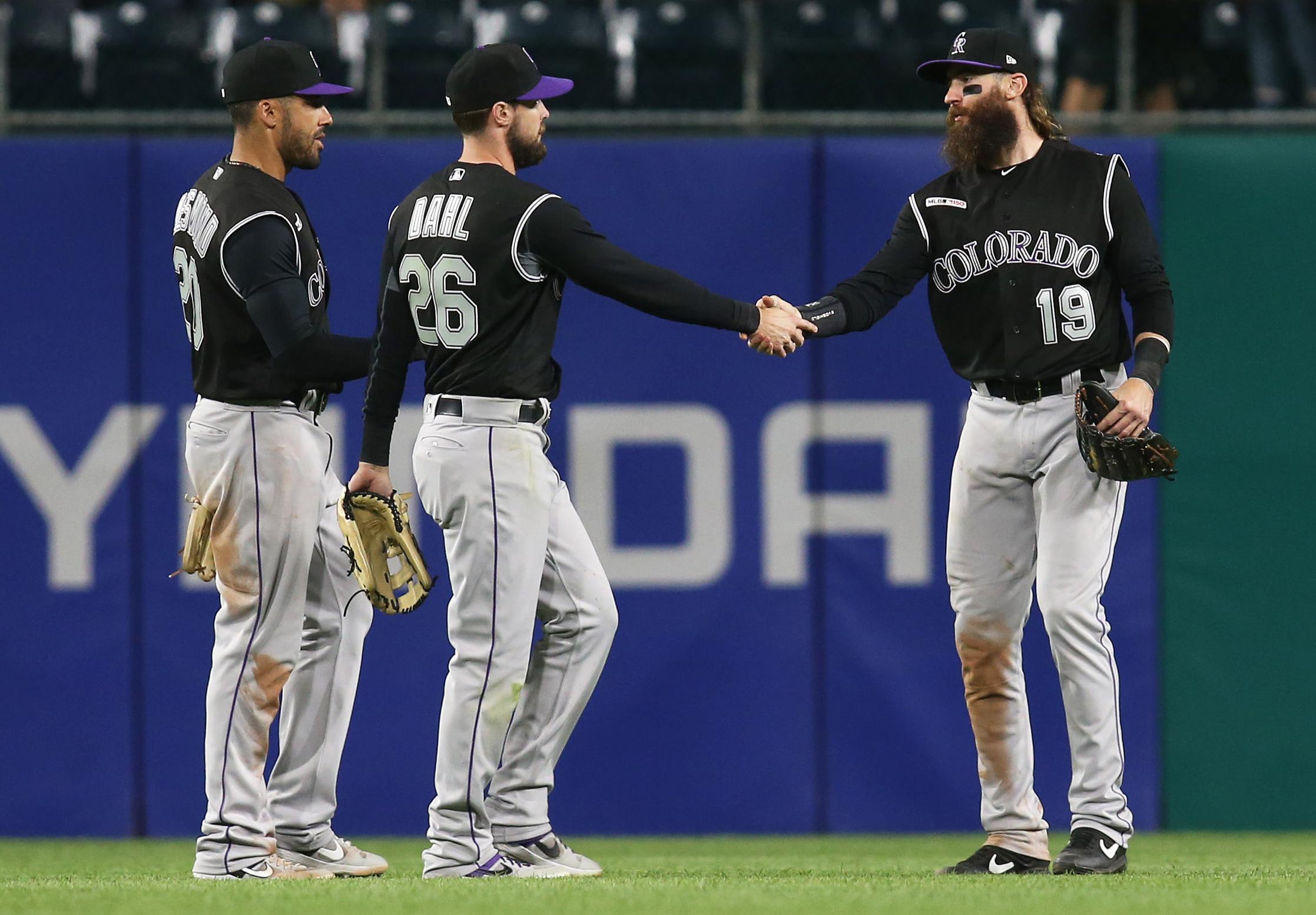 MLB: Colorado Rockies at Pittsburgh Pirates