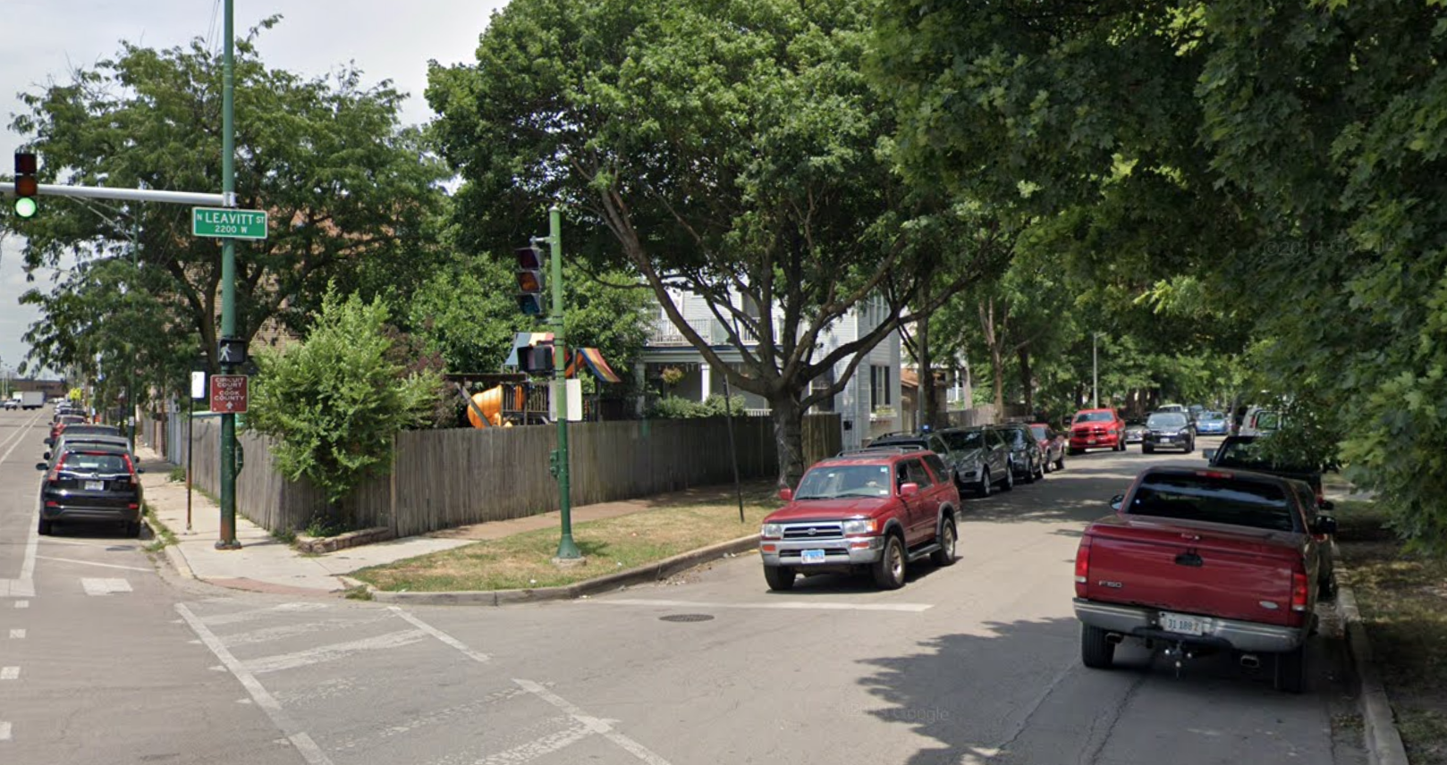 Police are looking for a man who tried to lure a 13-year-old boy to a car June 14, 2020, in the 3000 block of North Leavitt Street.