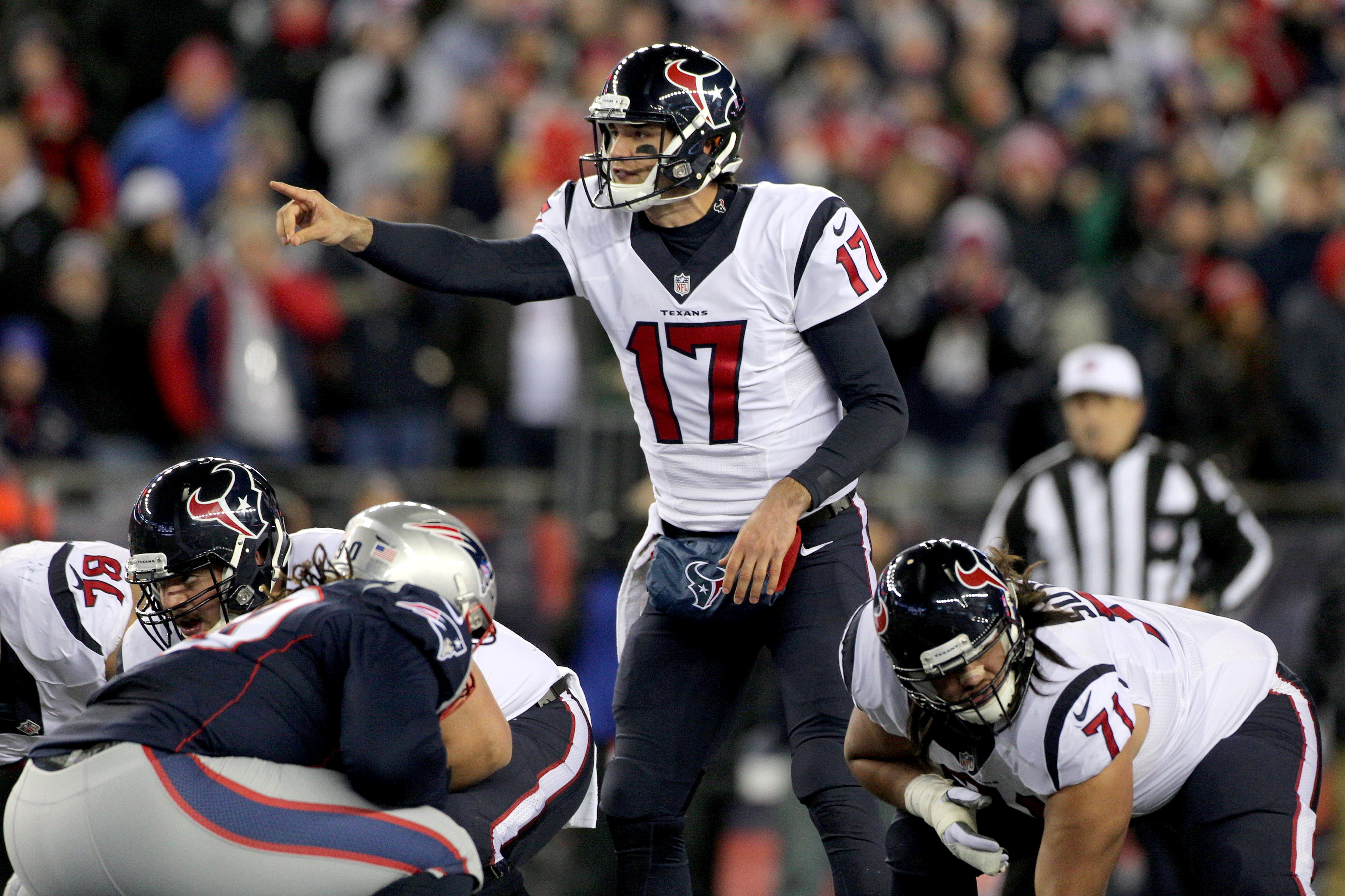 Houston Texans Vs New England Patriots