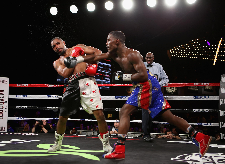 2015 Throne Boxing Fight Night