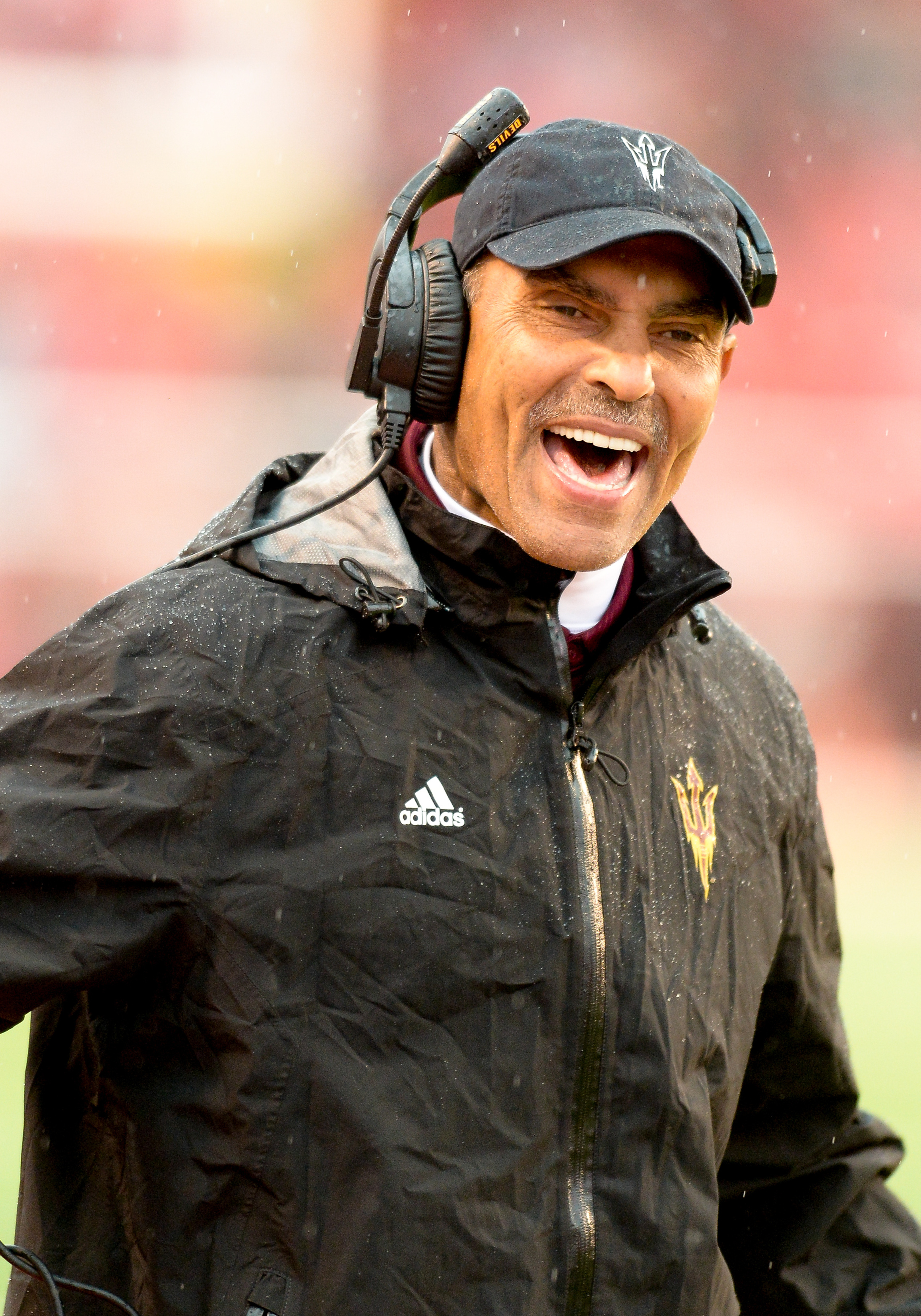 COLLEGE FOOTBALL: OCT 19 Arizona State at Utah