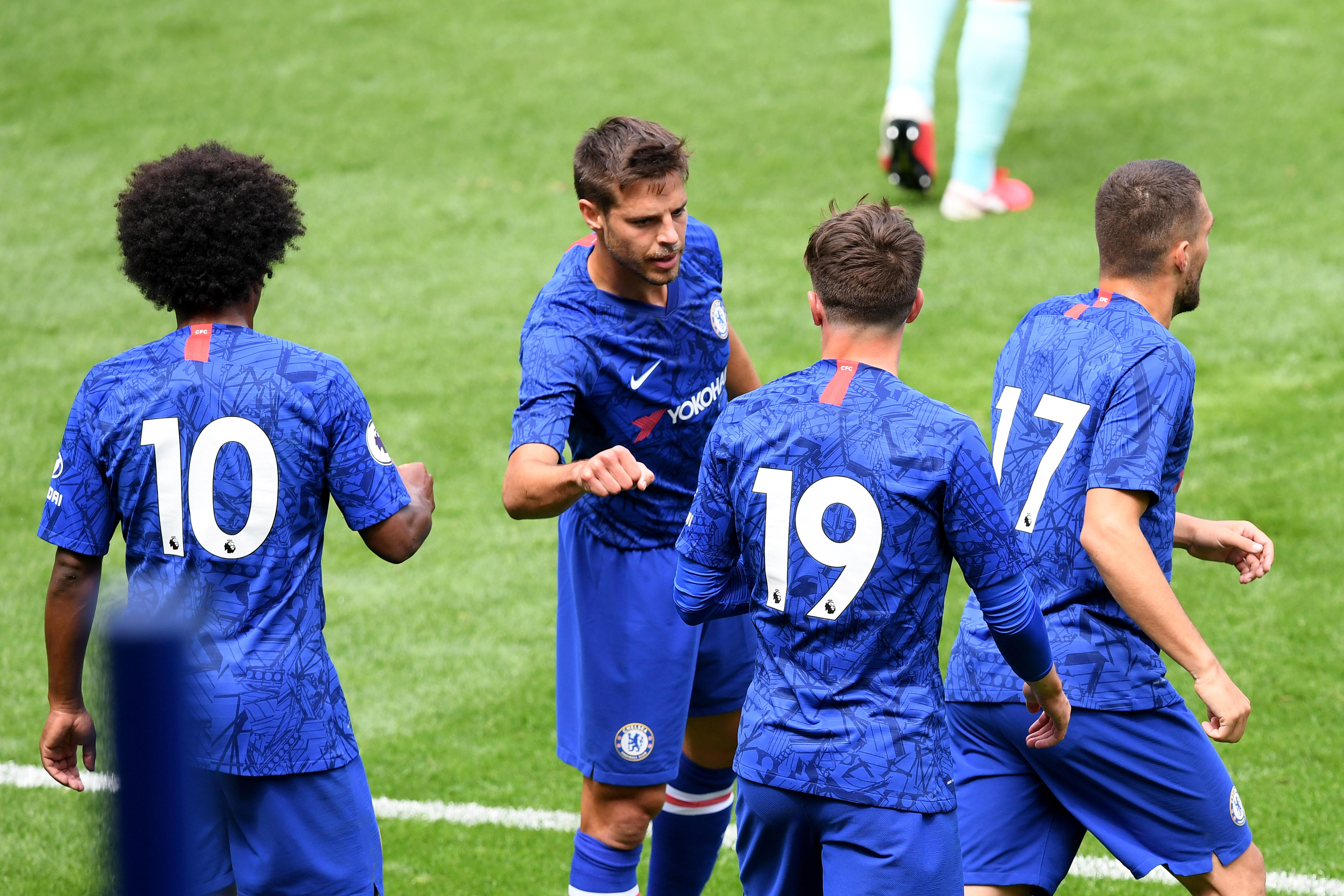 Chelsea v QPR: Friendly