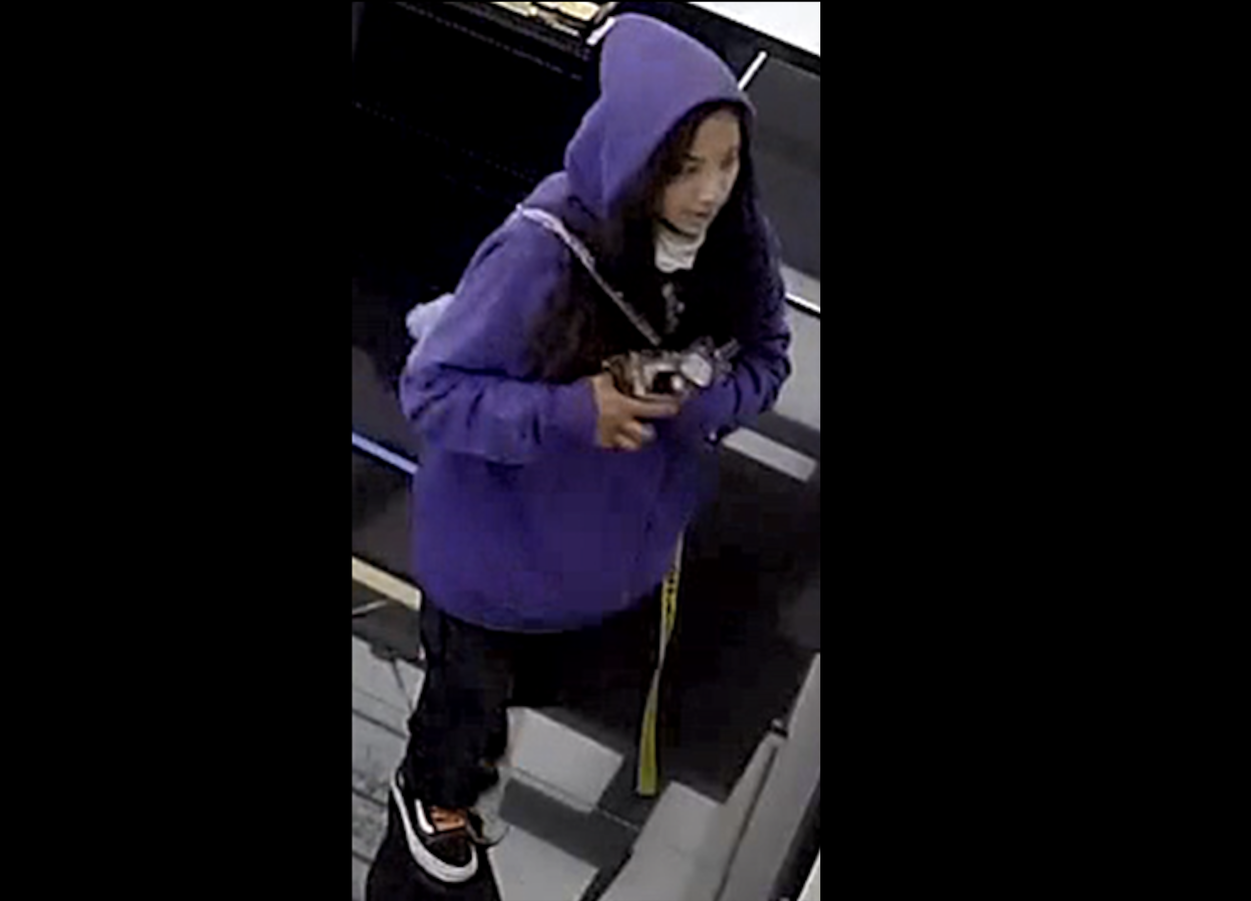 Chicago police are seeking to identify a person wanted for burglary of a retail store May 31, 2020, in the First block of East Oak Street.