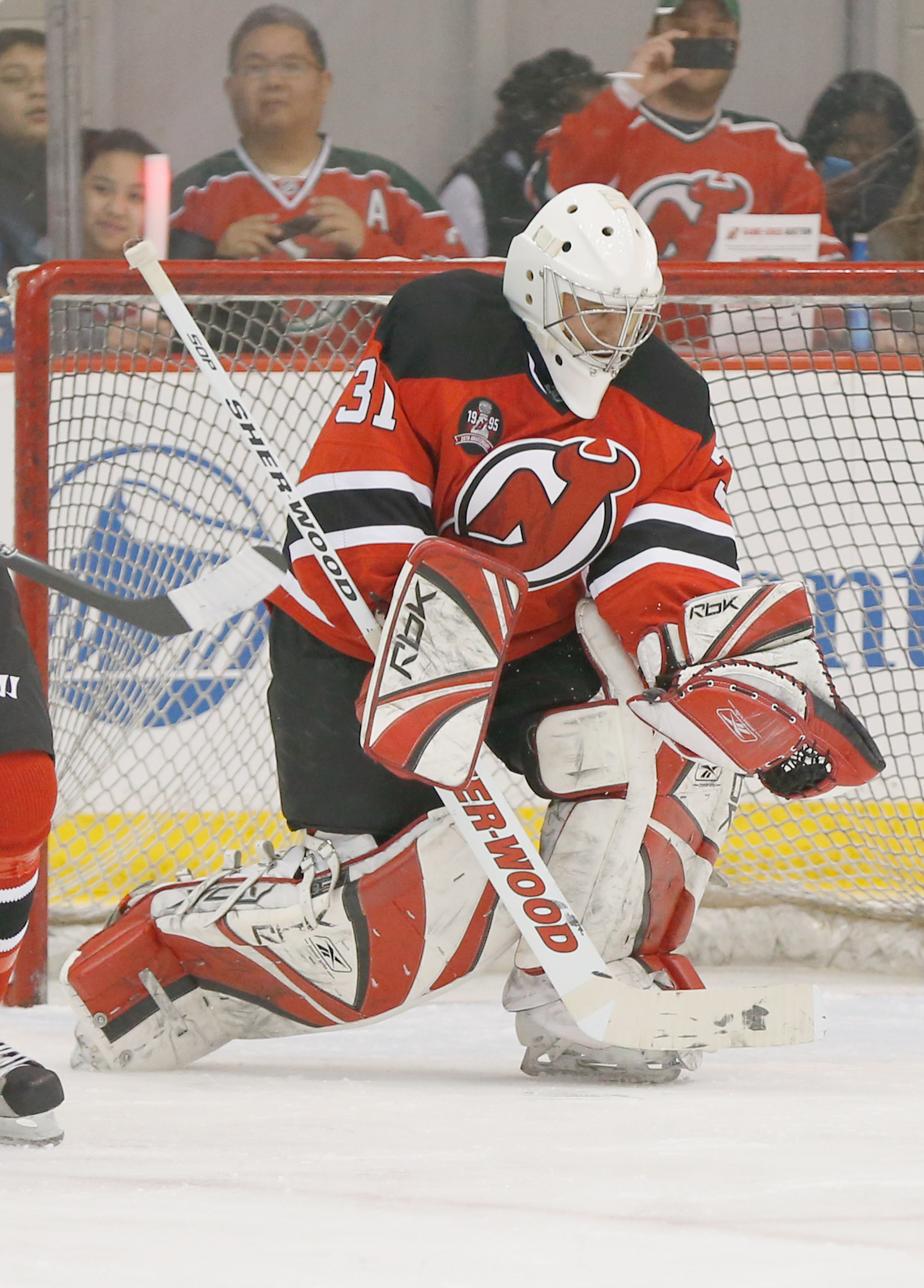 New Jersey Devils 1995 Stanley Cup Championship Reunion Charity Game