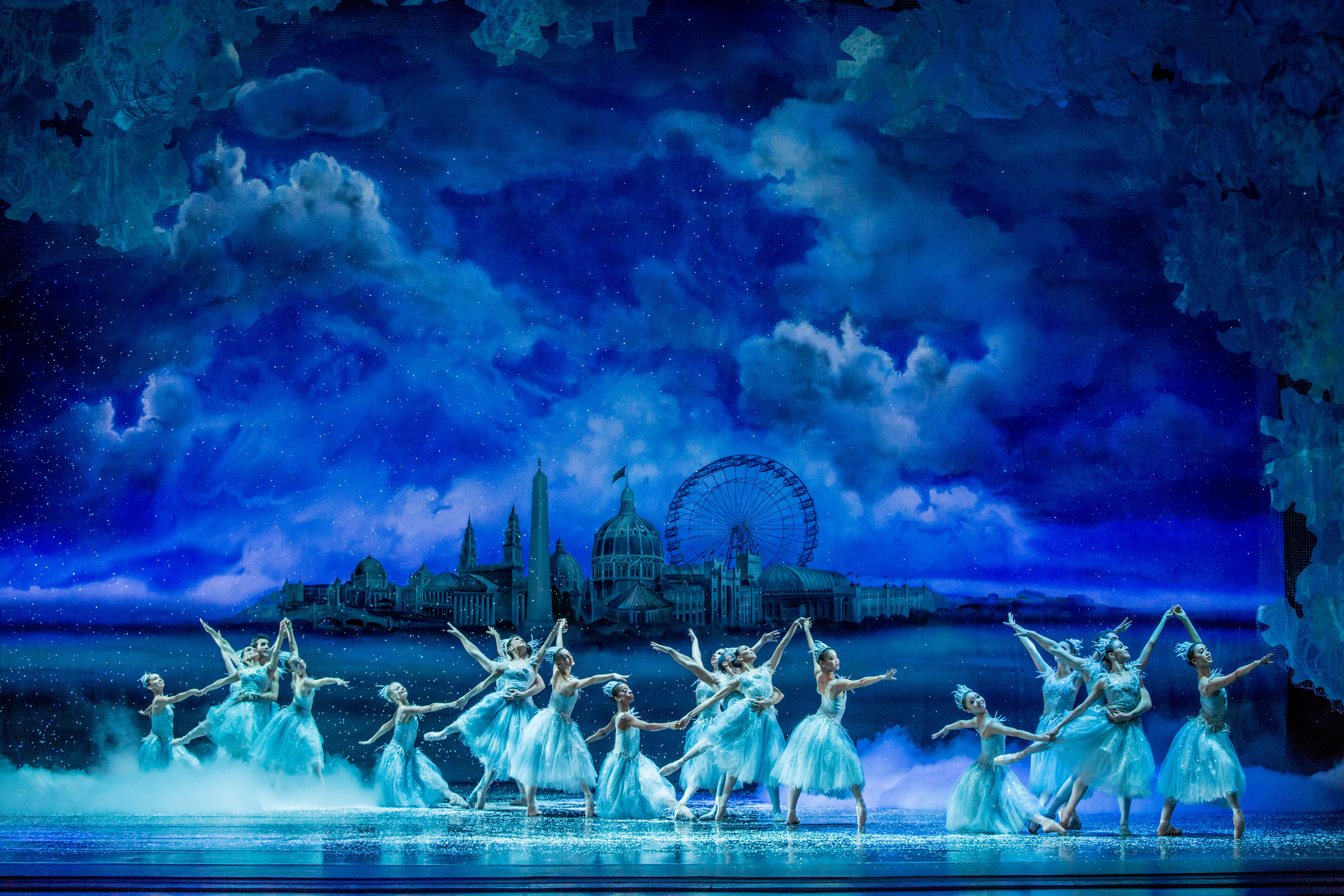 """The Joffrey Ballet's production of """"The Nutcracker"""" is among the casualties of the COVID-19 pandemic, as the dance company announced the cancellation of the rest of its productions slated for 2020, including the holiday season staple."""