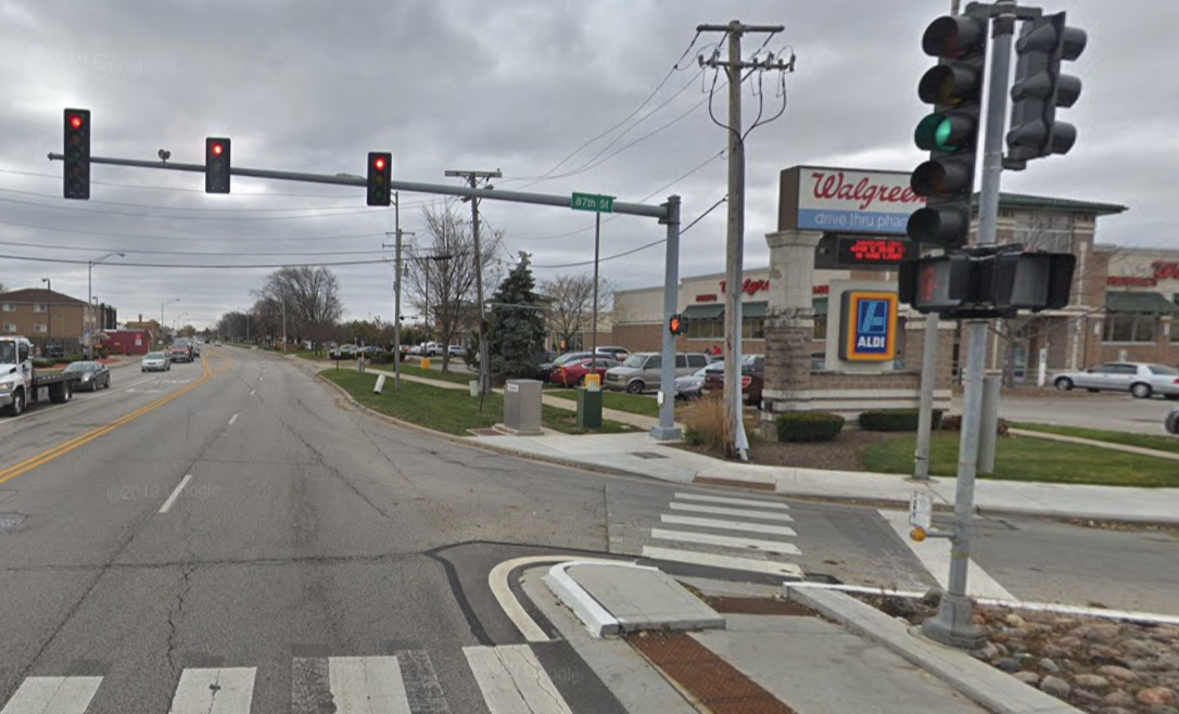 One person was killed and three others were seriously injured in a vehicle crash June 17, 2020, in the 8700 block of South Kedzie Avenue.