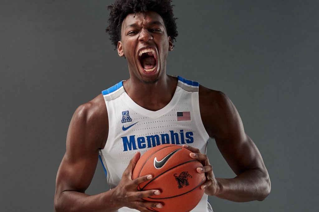 If the Bulls beat the odds and move up in the draft, they'd have to consider center James Wiseman.