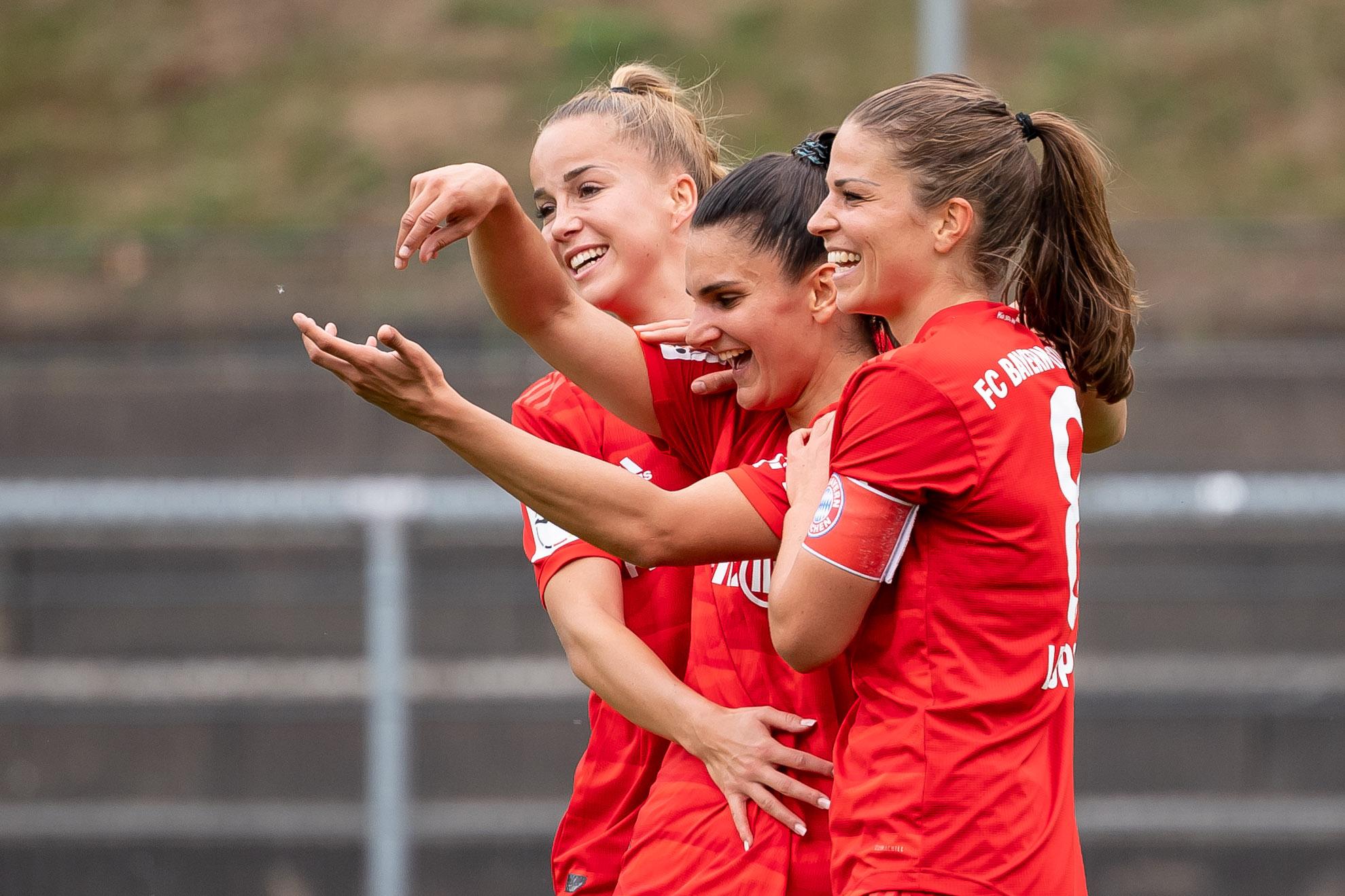1. FC Koeln Women's v Bayern Munich Women's - Flyeralarm Frauen-Bundesliga