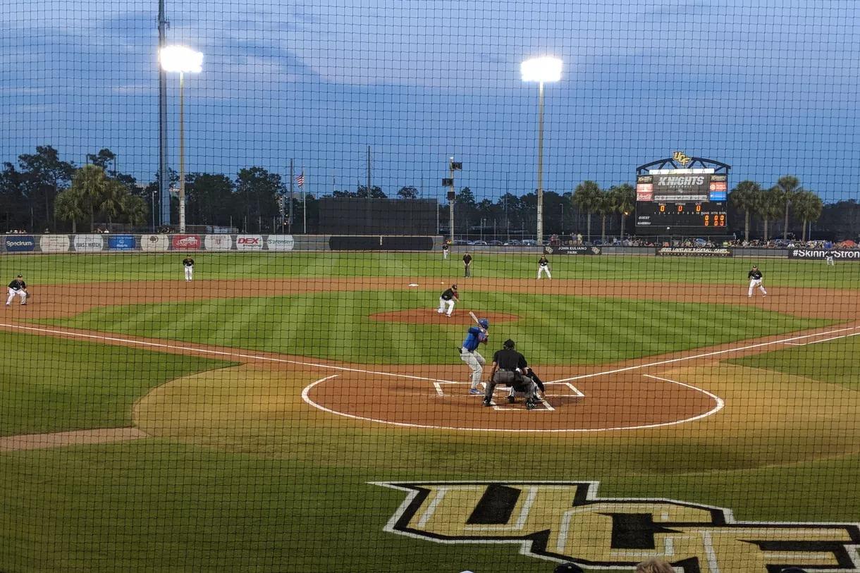 UCF Knights Florida Gators baseball
