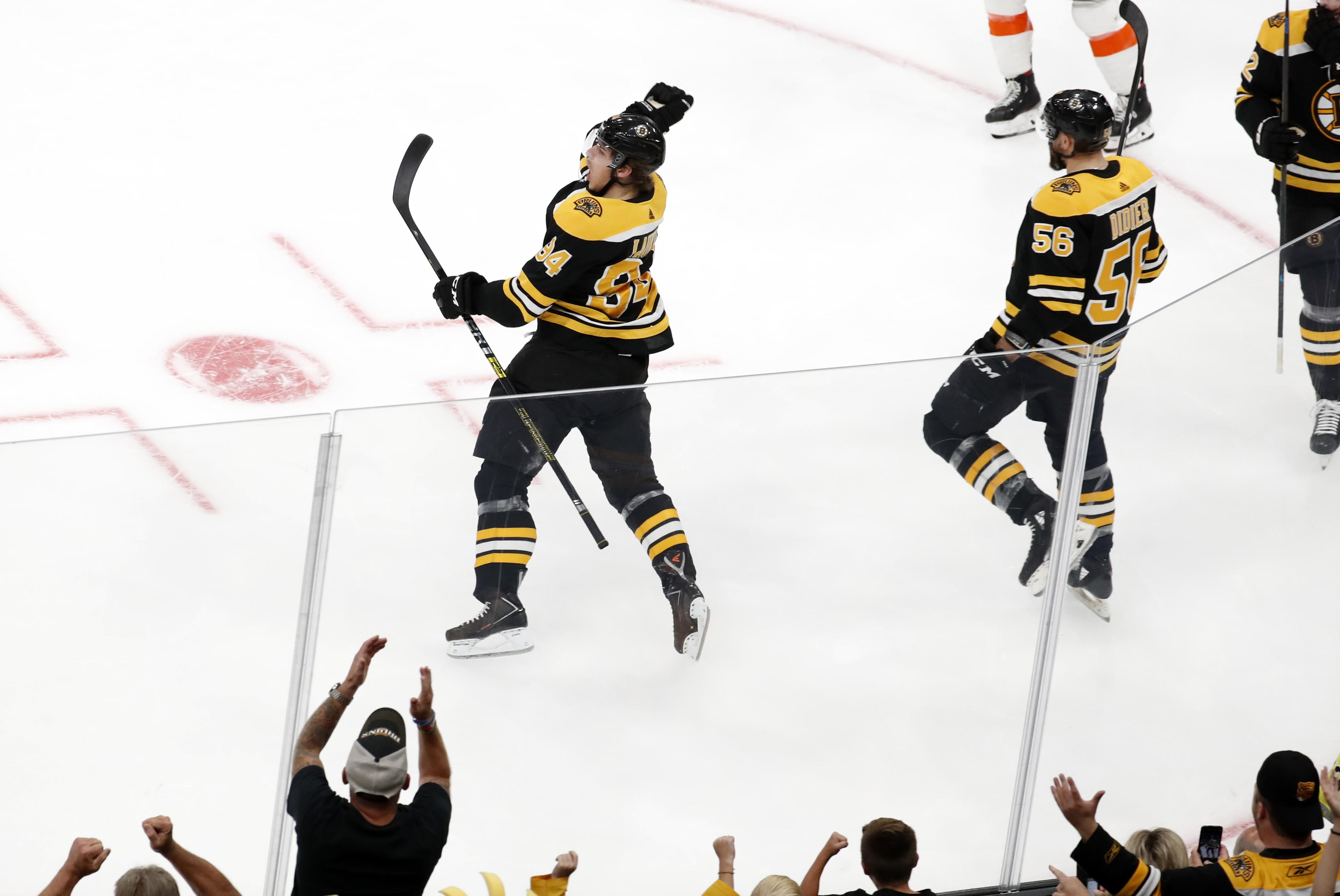 NHL: SEP 23 Preseason - Flyers at Bruins