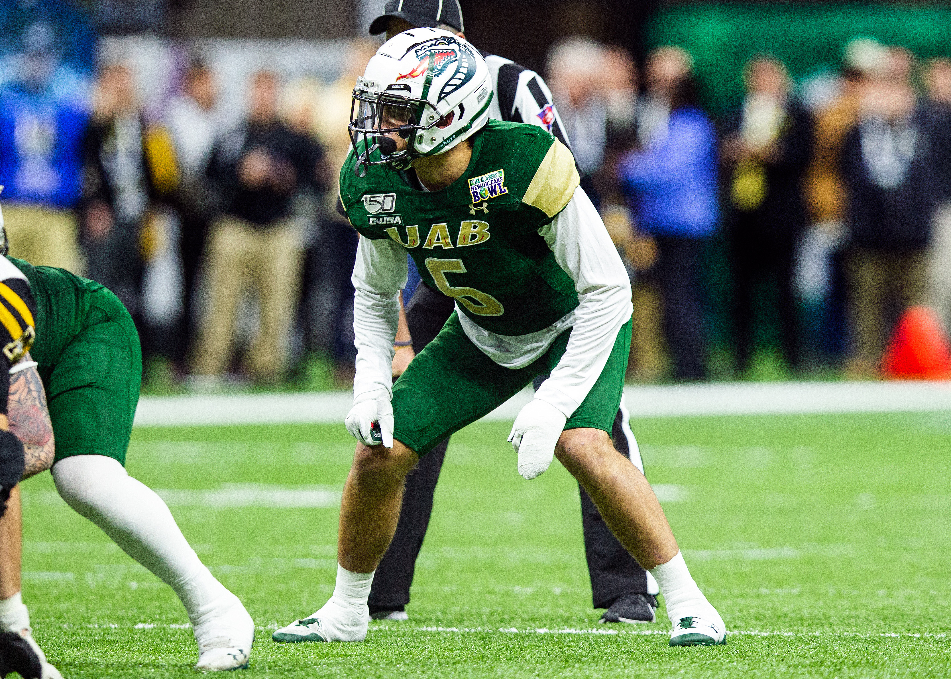 COLLEGE FOOTBALL: DEC 15 New Orleans Bowl - Appalachian State v UAB