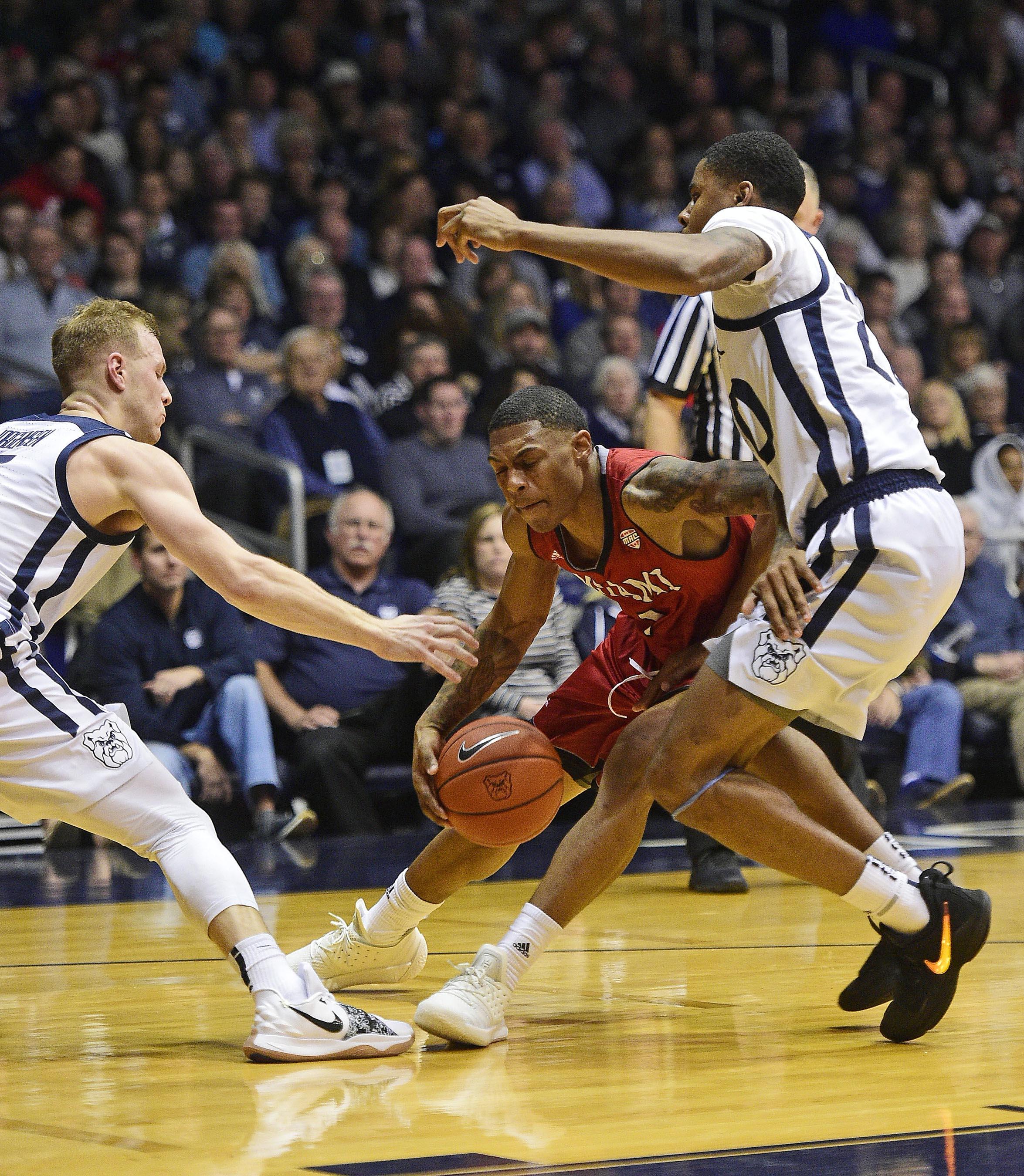 NCAA篮球:迈阿密(哦)巴特勒