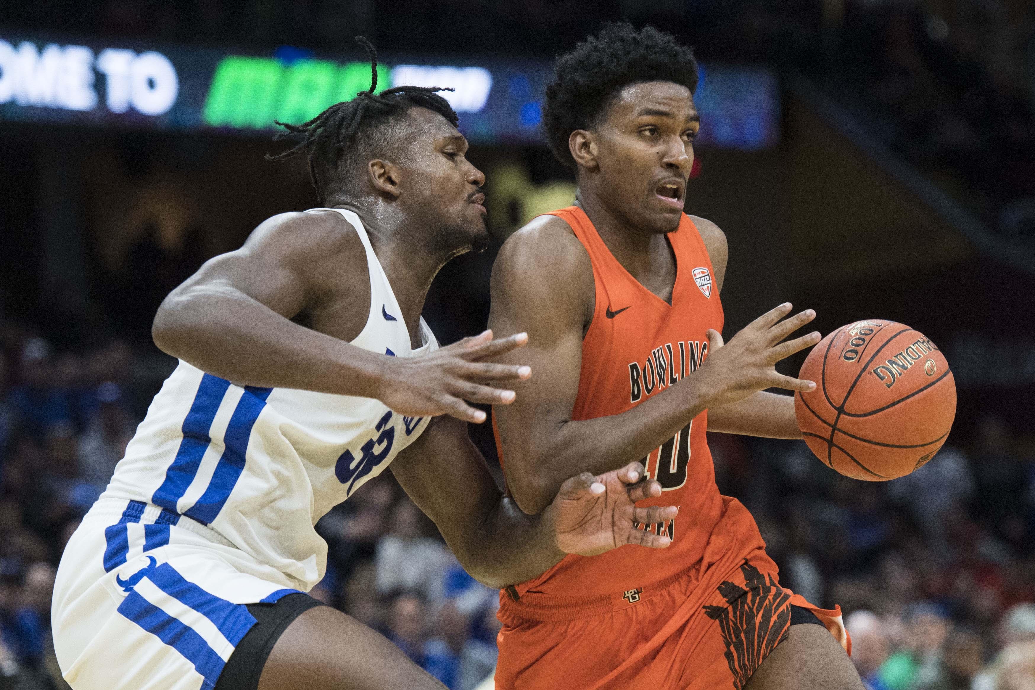 NCAA篮球:MAC会议锦标赛-布法罗对保龄球格林