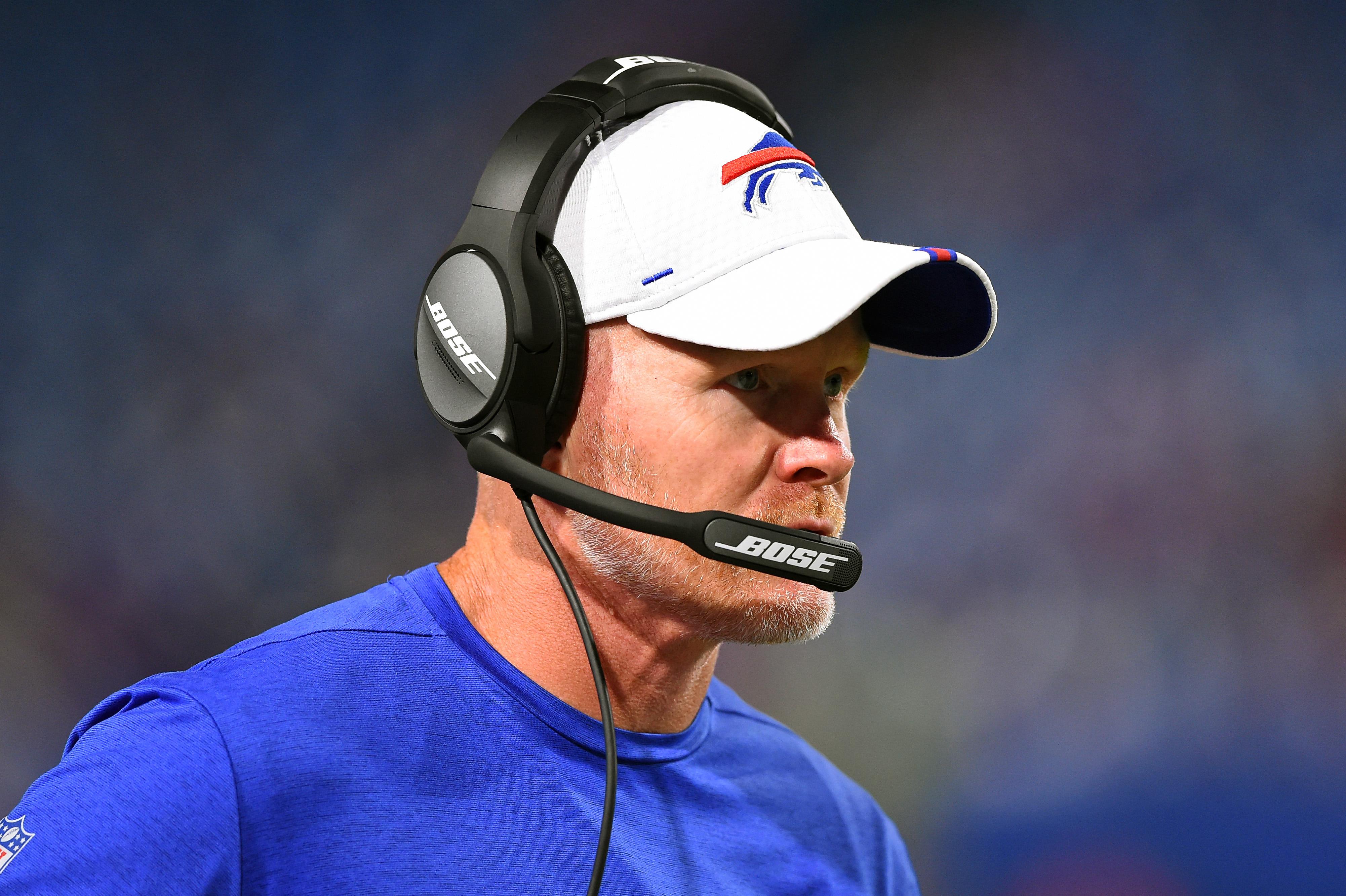 NFL: Preseason-Indianapolis Colts at Buffalo Bills