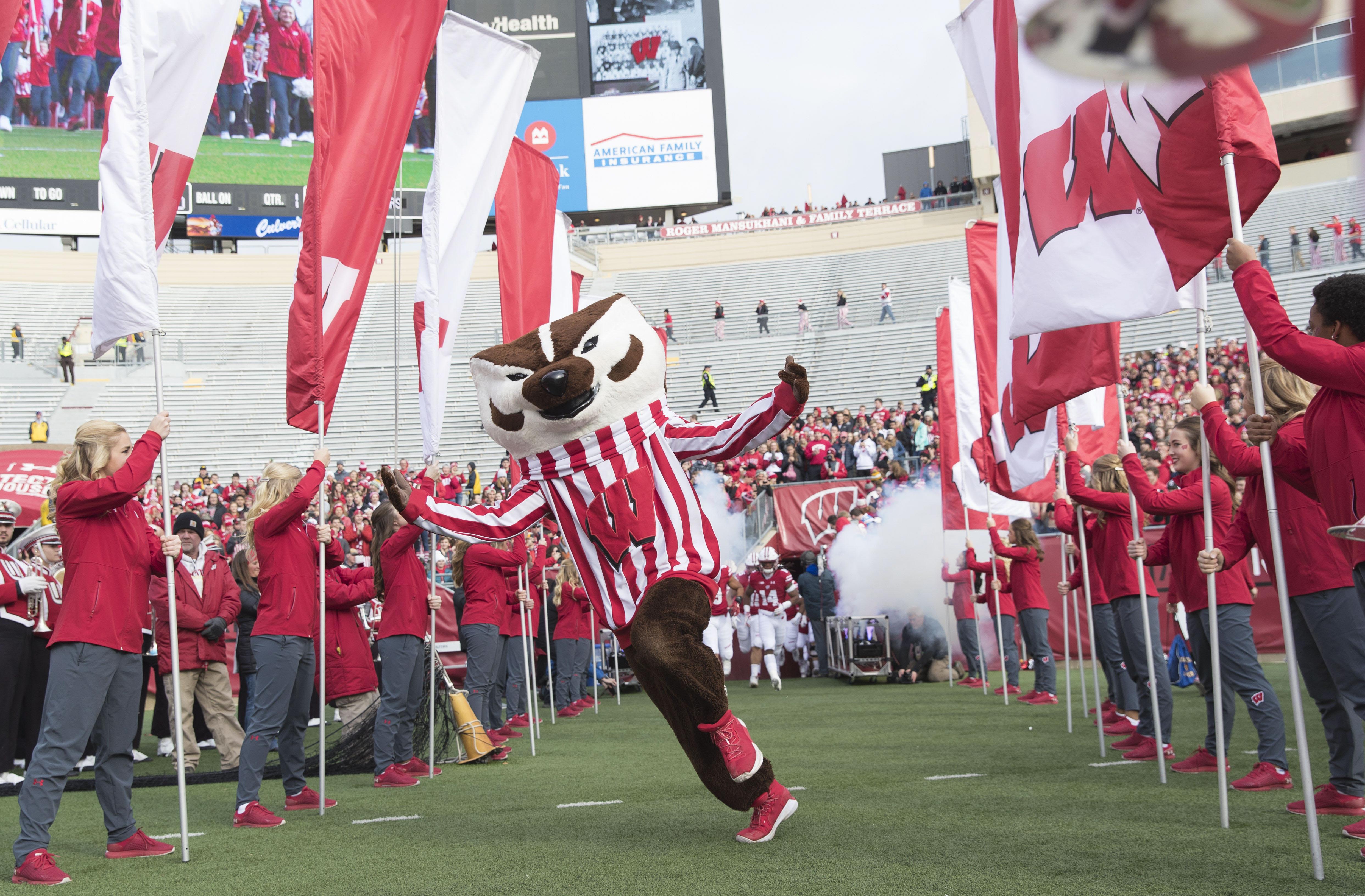 NCAA Football: Rutgers at Wisconsin