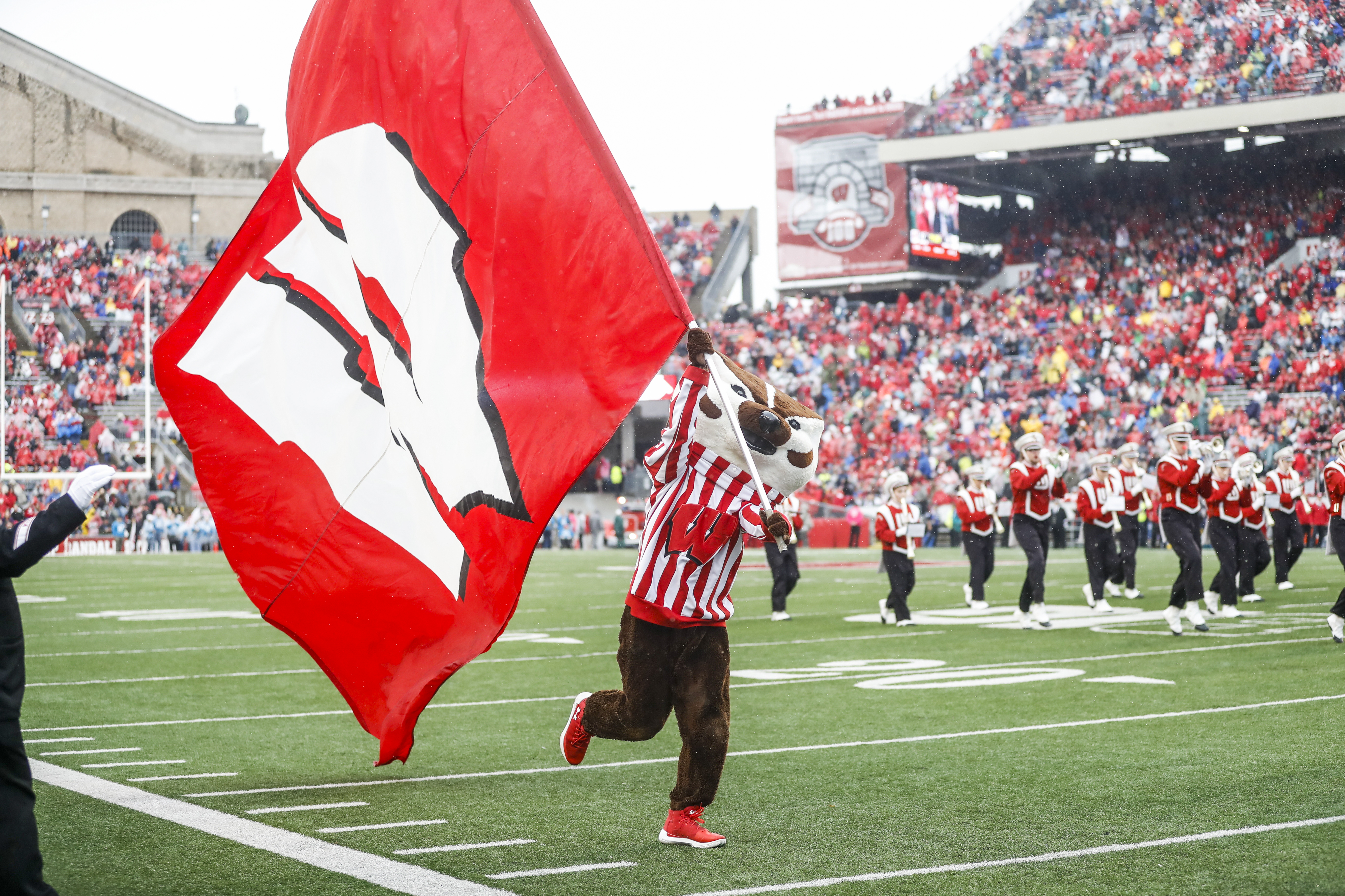 COLLEGE FOOTBALL: OCT 14 Purdue at Wisconsin