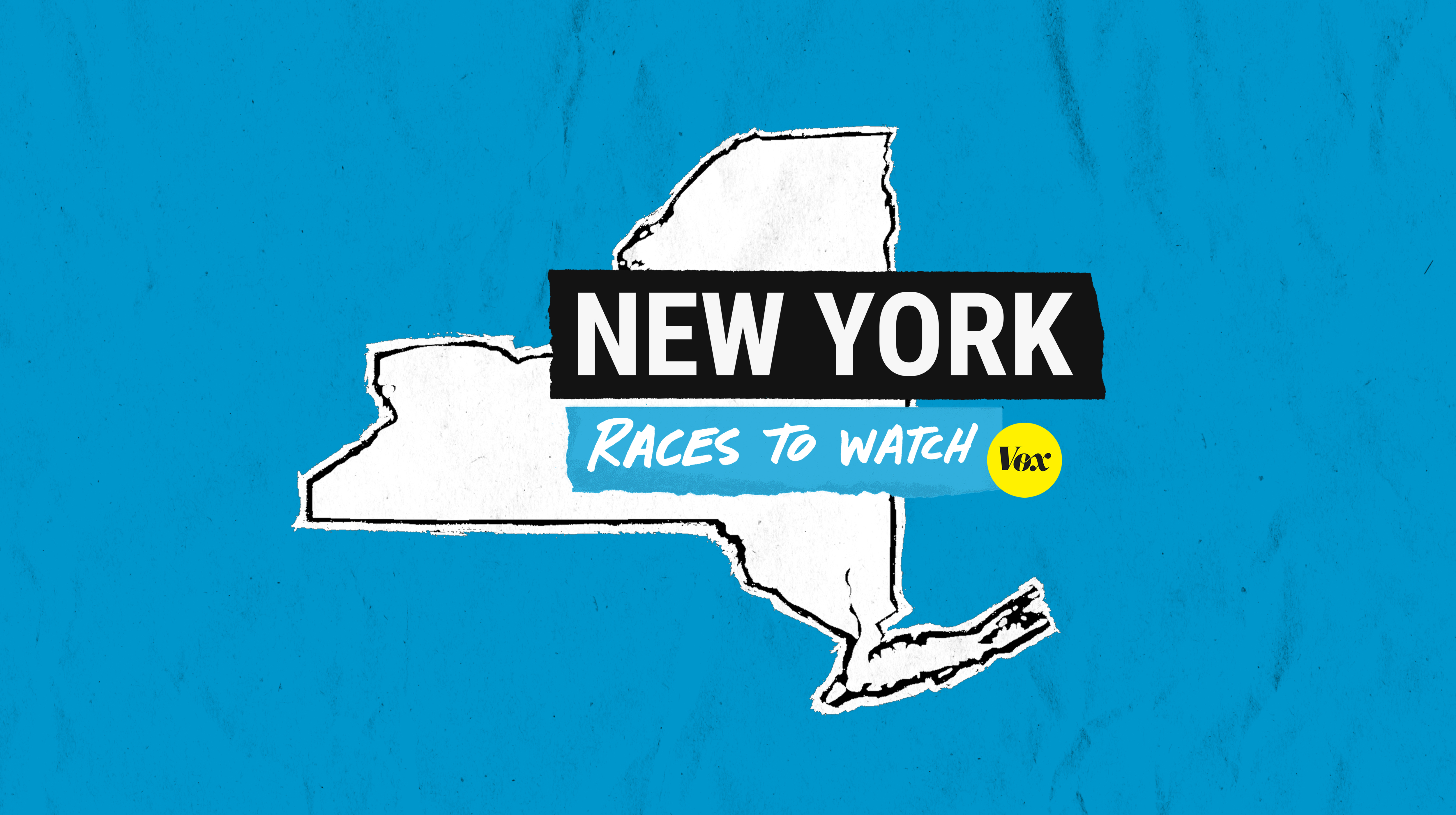 A graphic that reads New York races to watch.