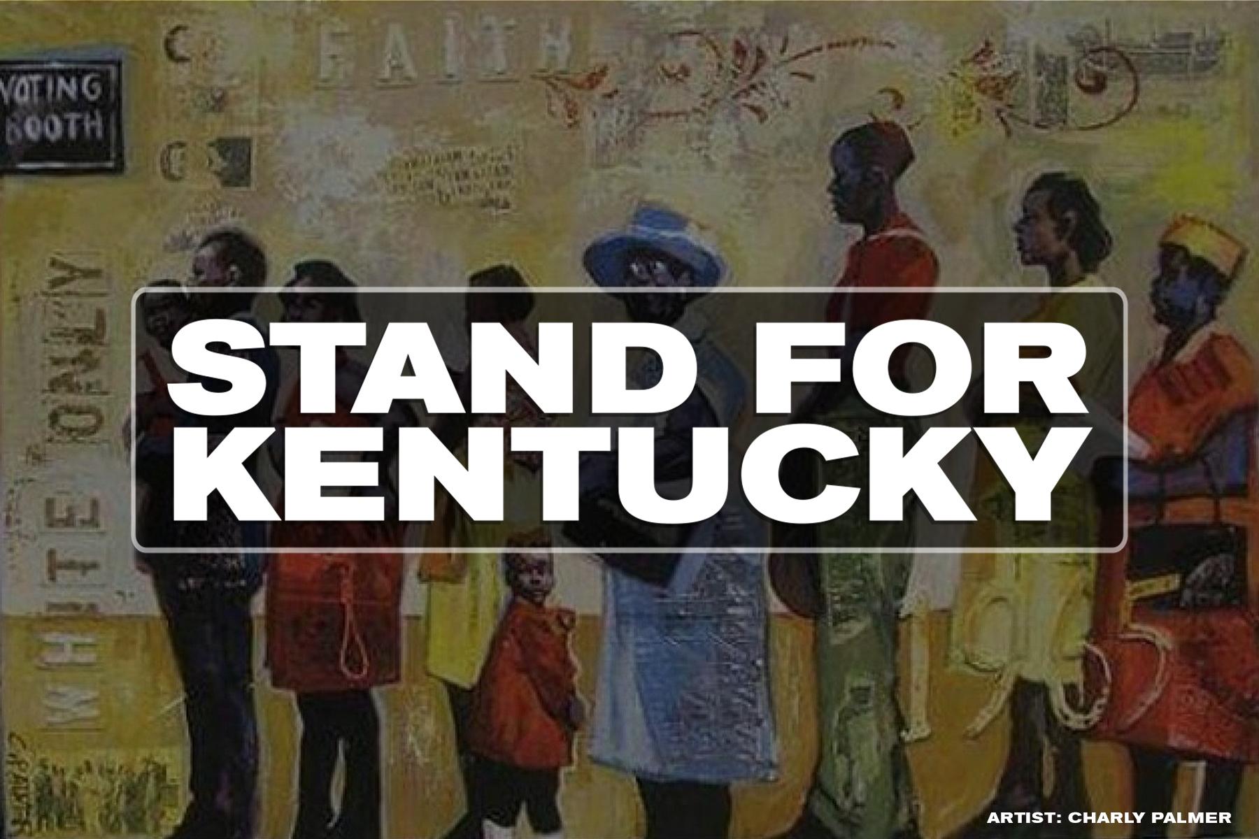 Kentucky voter suppression
