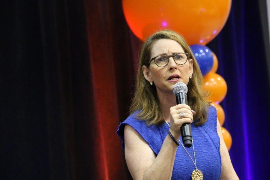 Success Academy CEO Eva Moskowitz