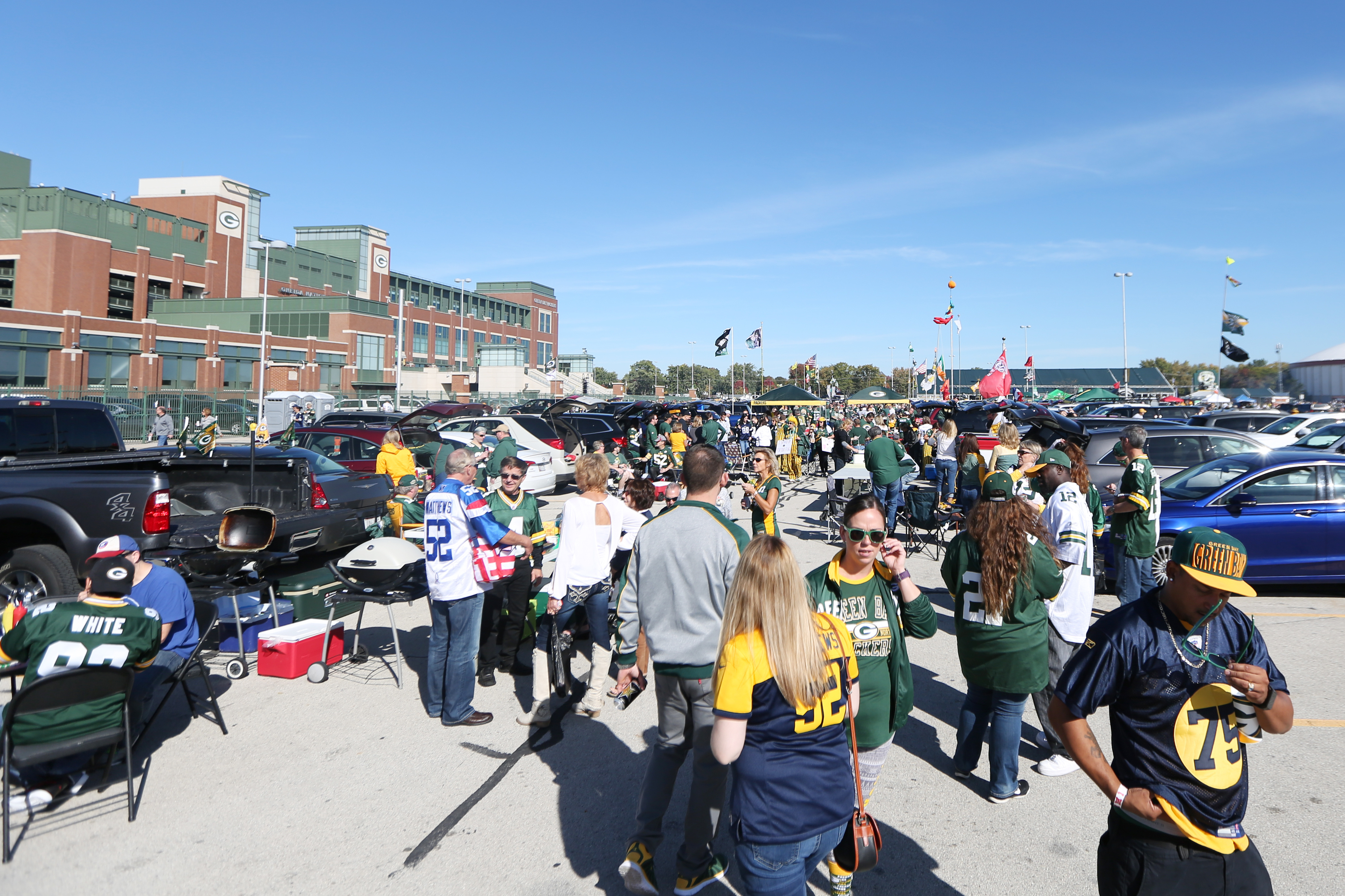 NFL: OCT 16 Cowboys at Packers
