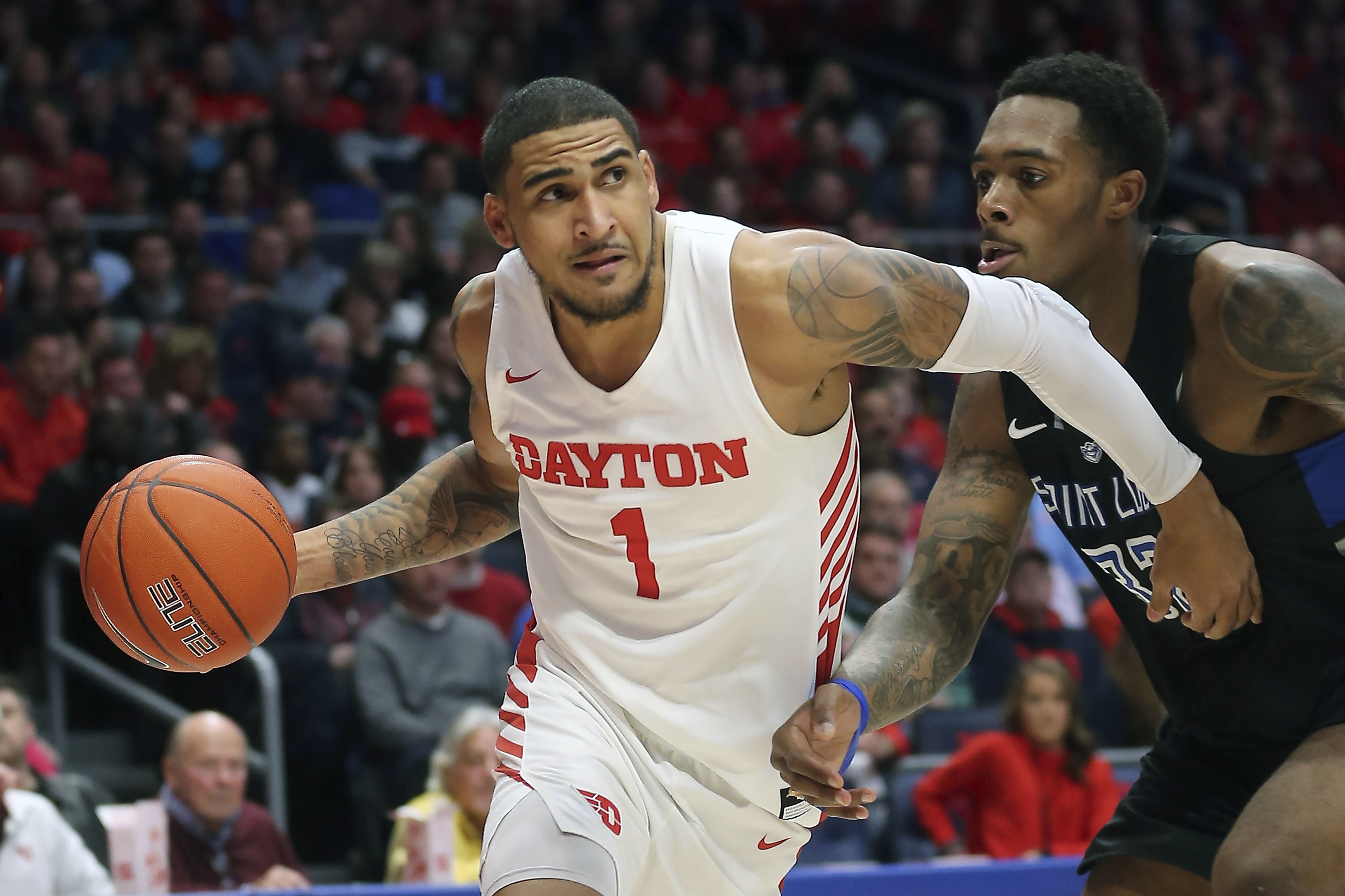 Dayton's Obi Toppin is the best power forward in the NBA Draft, but would he fit in with the Bulls?