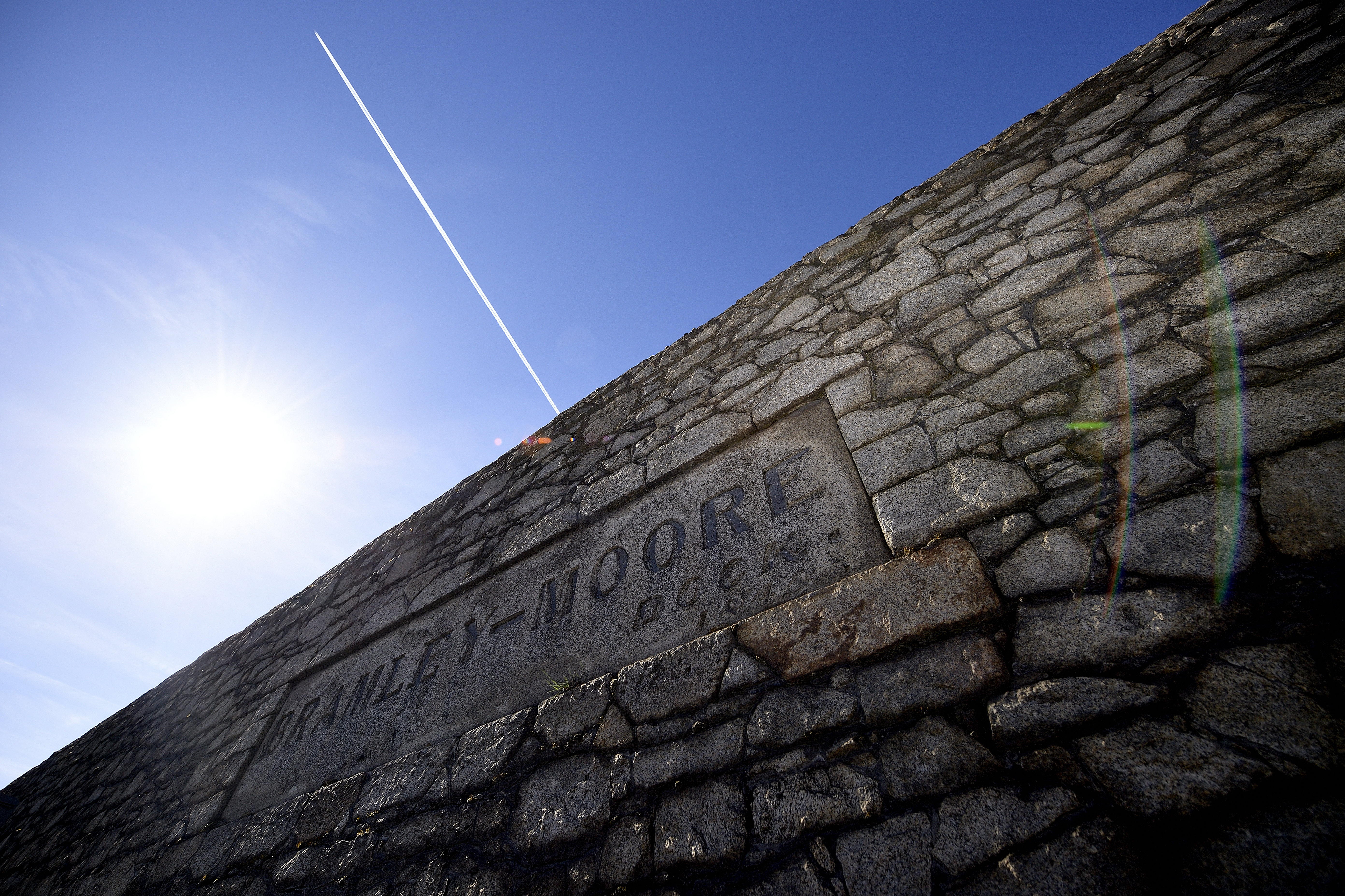 General Views of Bramley Moore Dock, Proposed Site of the New Everton Stadium