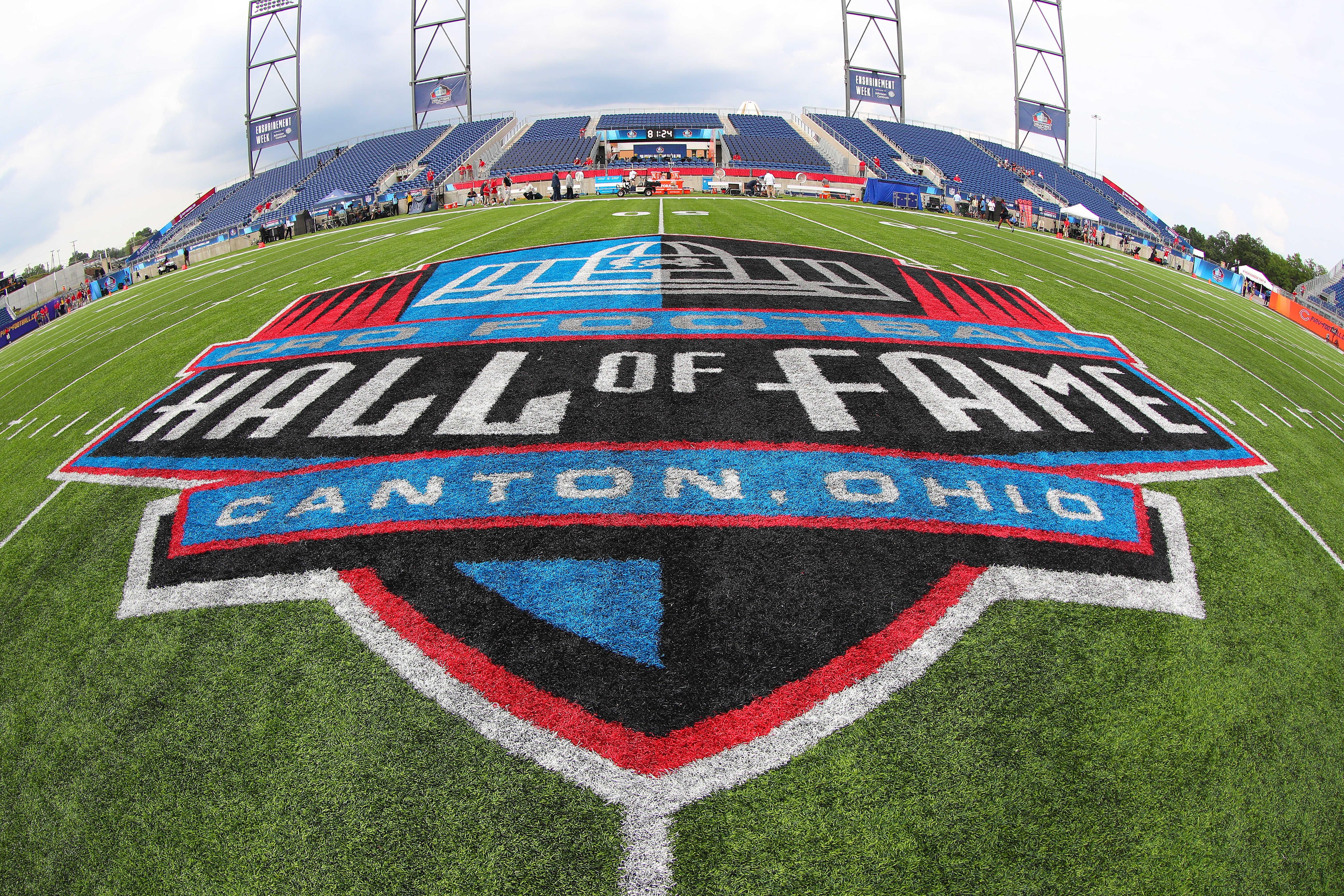 NFL: AUG 02 Hall of Fame Game - Bears v Ravens
