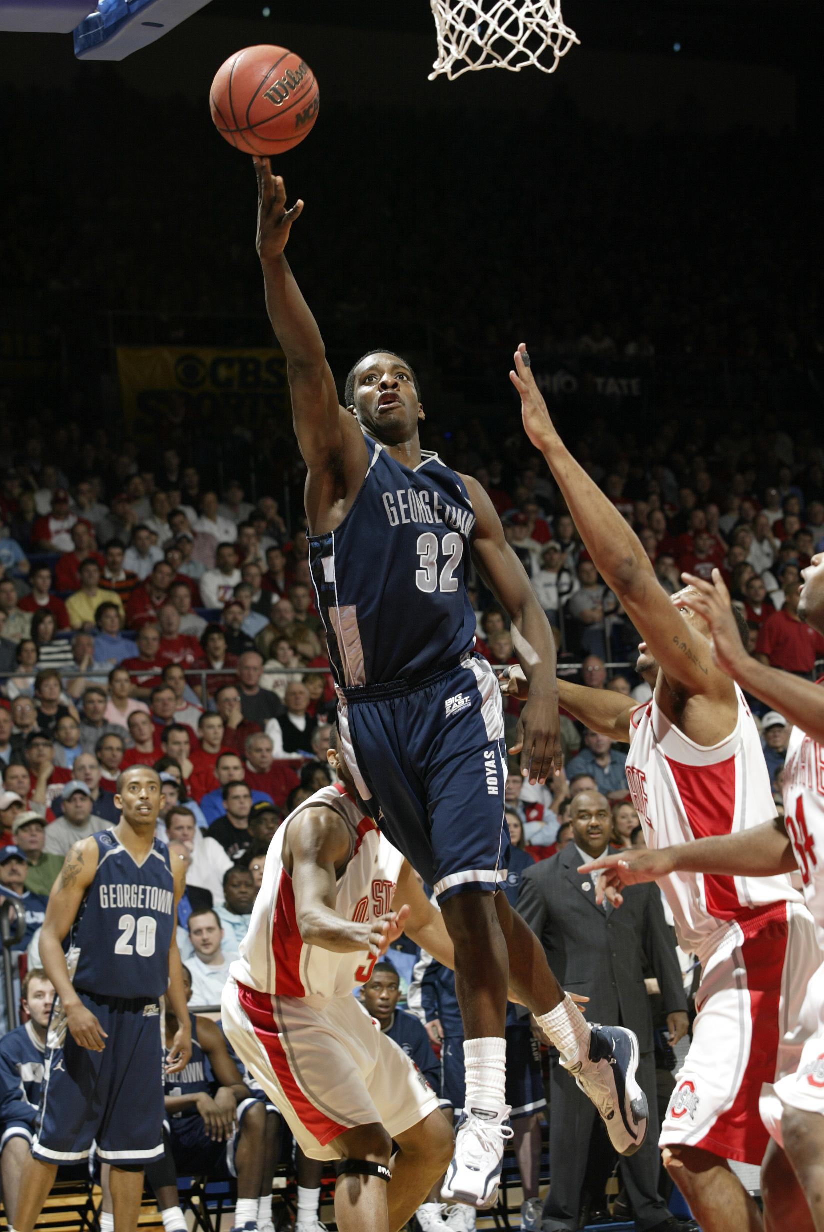 NCAA Tournament - Georgetown v Ohio State
