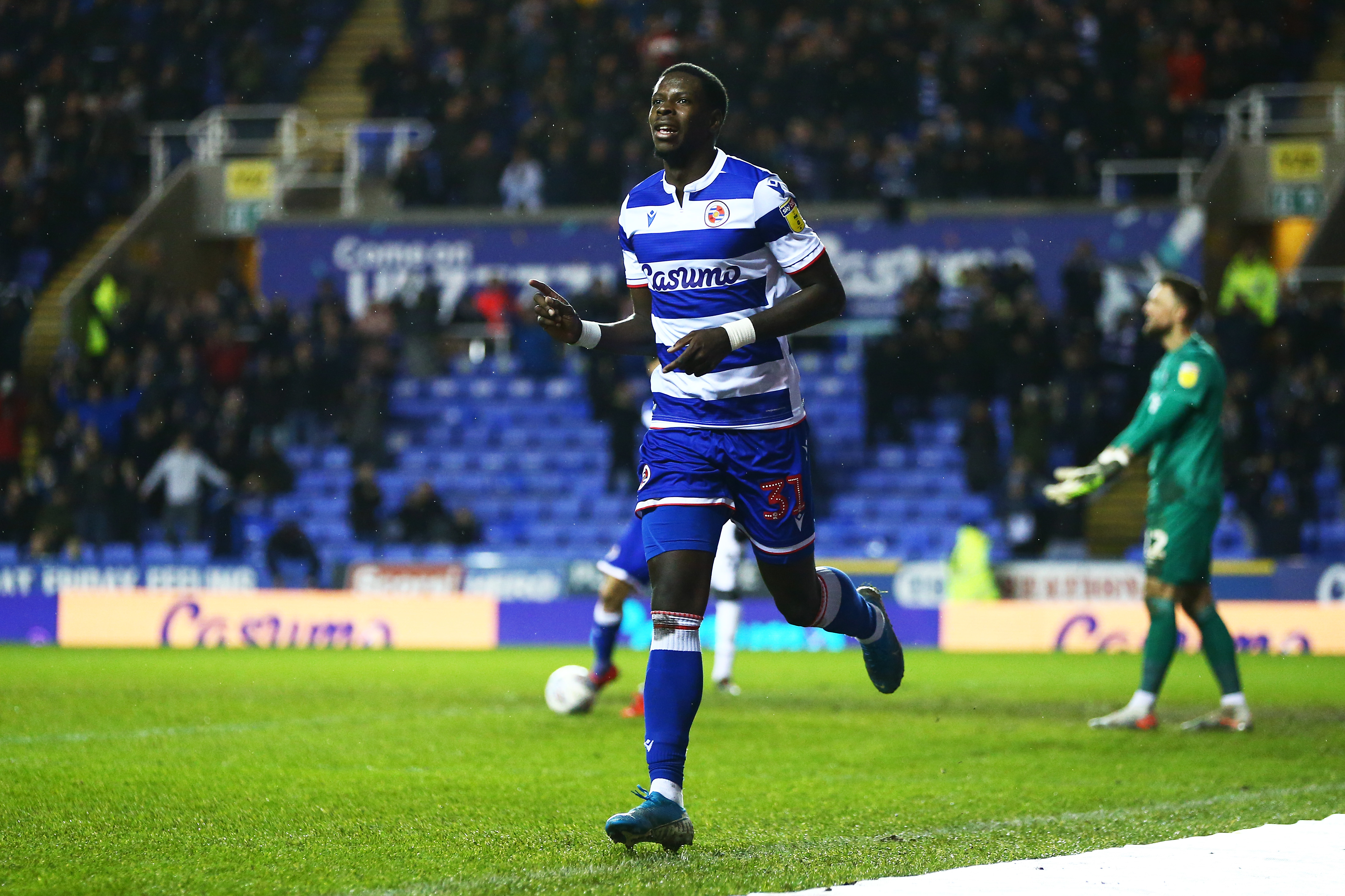 Reading v Derby County - Sky Bet Championship