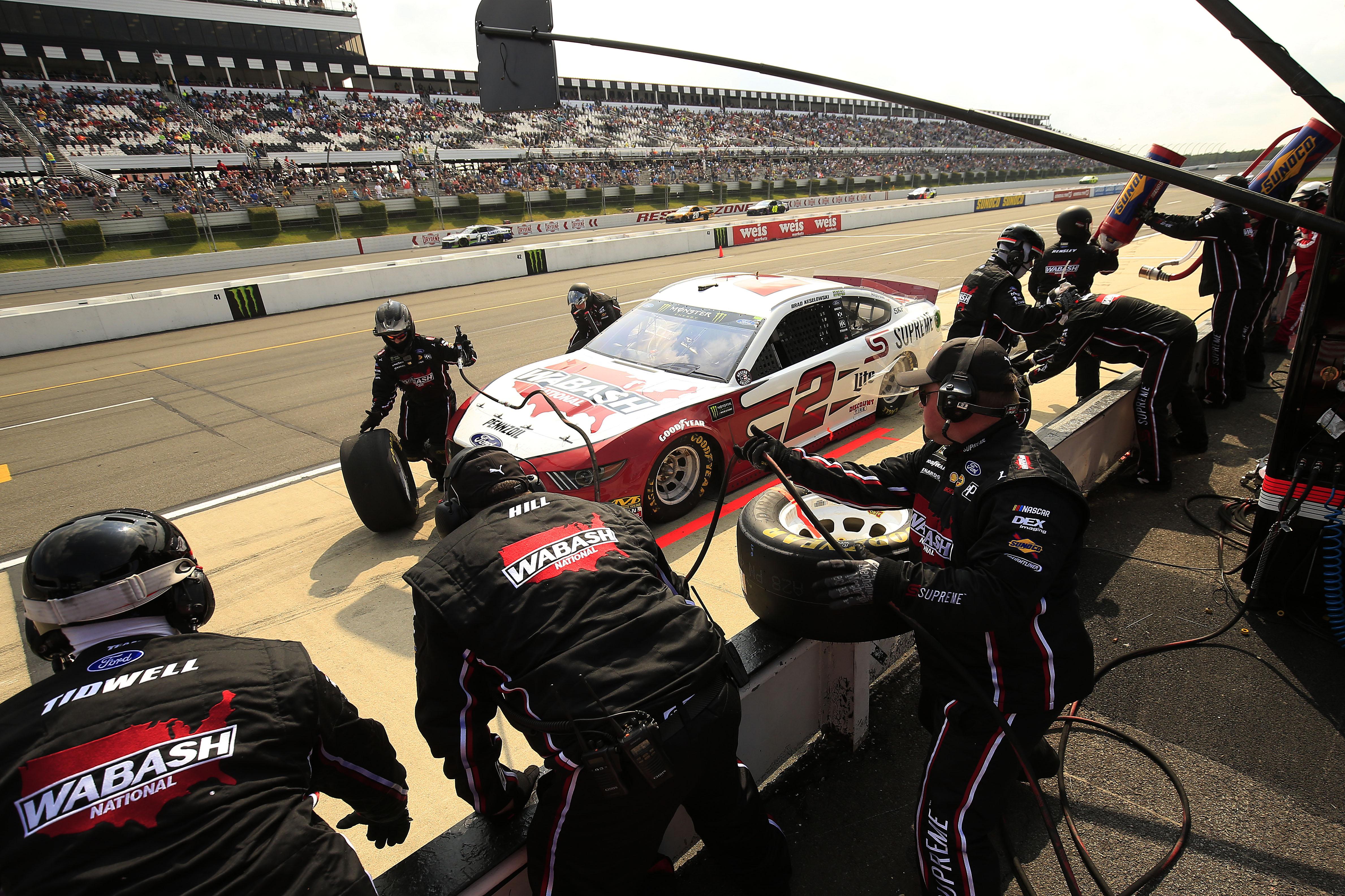 Monster Energy NASCAR Cup Series Pocono 400