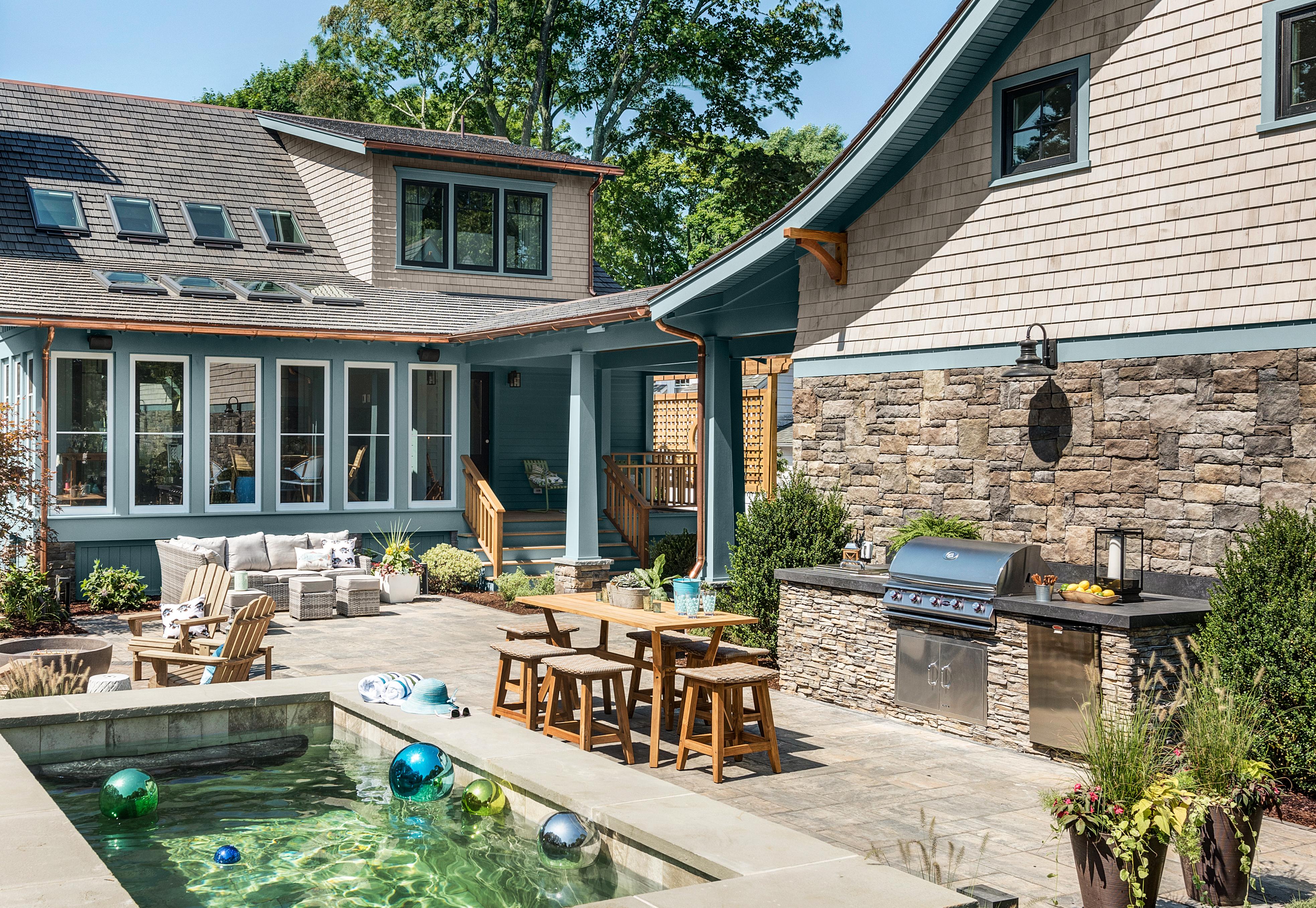 Narragansett Idea House, 2018
