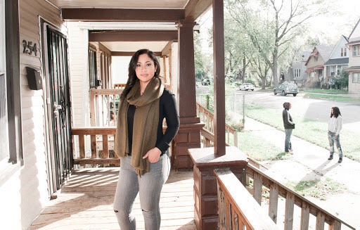 Former Fenger Academy High School Principal Liz Dozier, founder and CEO of Chicago Beyond, believes schools can be made safe without a constant police presence.